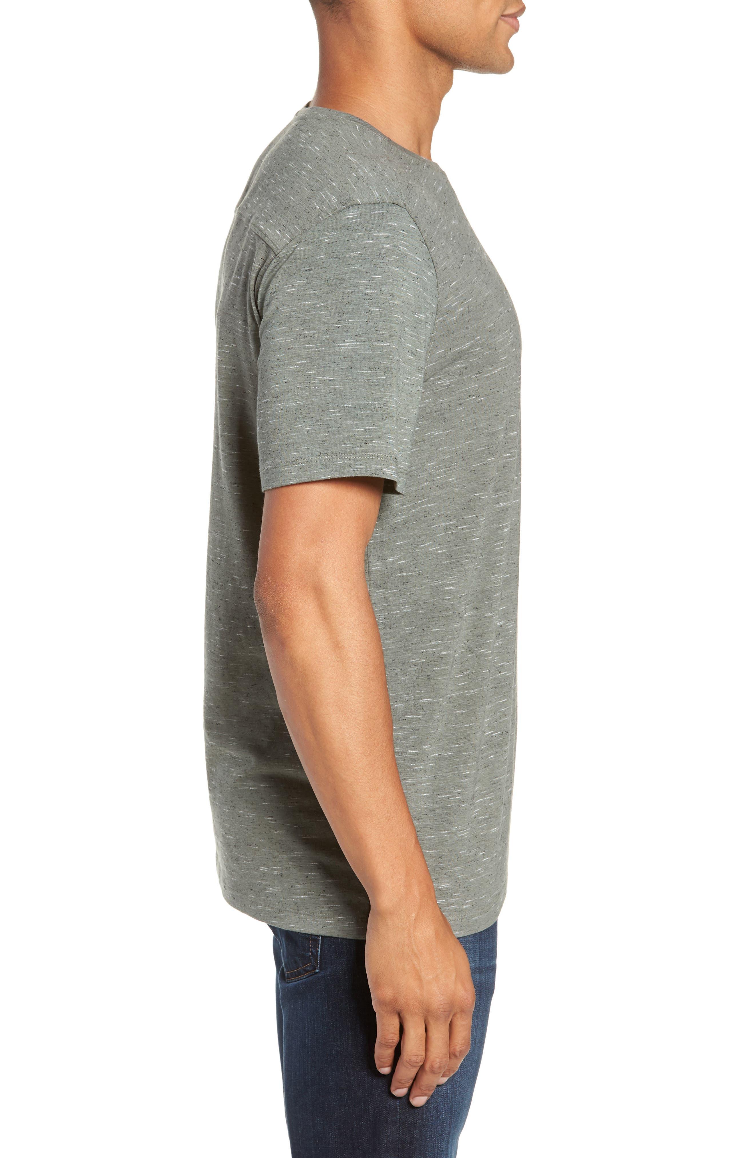 Neppy Crewneck T-Shirt,                             Alternate thumbnail 3, color,                             GREY LUNAR NEP