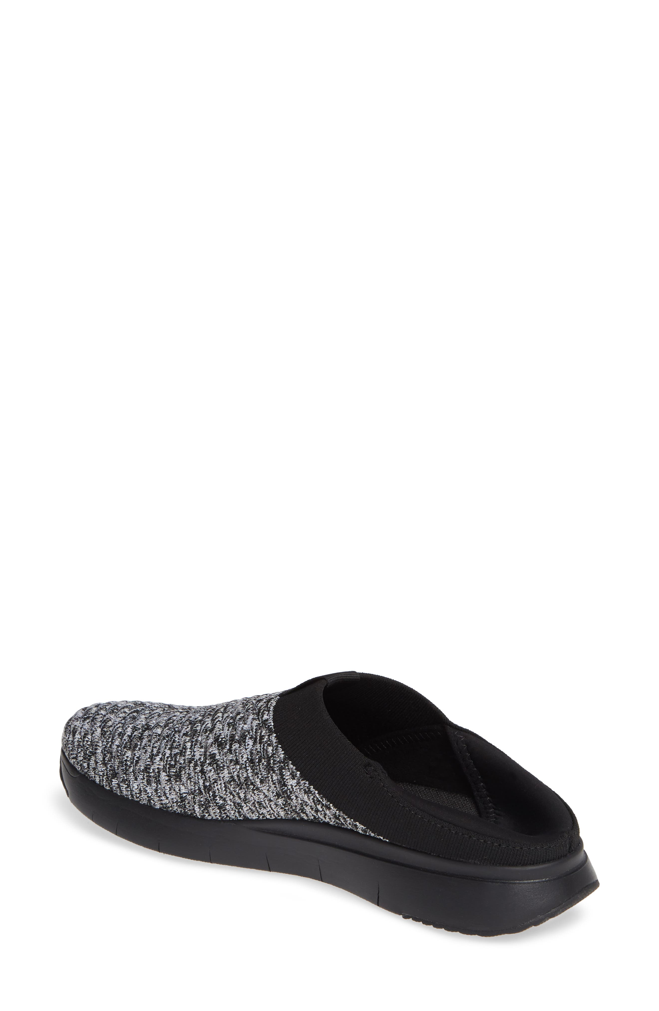 Artknit<sup>™</sup> Convertible Slip-On Sneaker,                             Alternate thumbnail 3, color,                             BLACK MIX