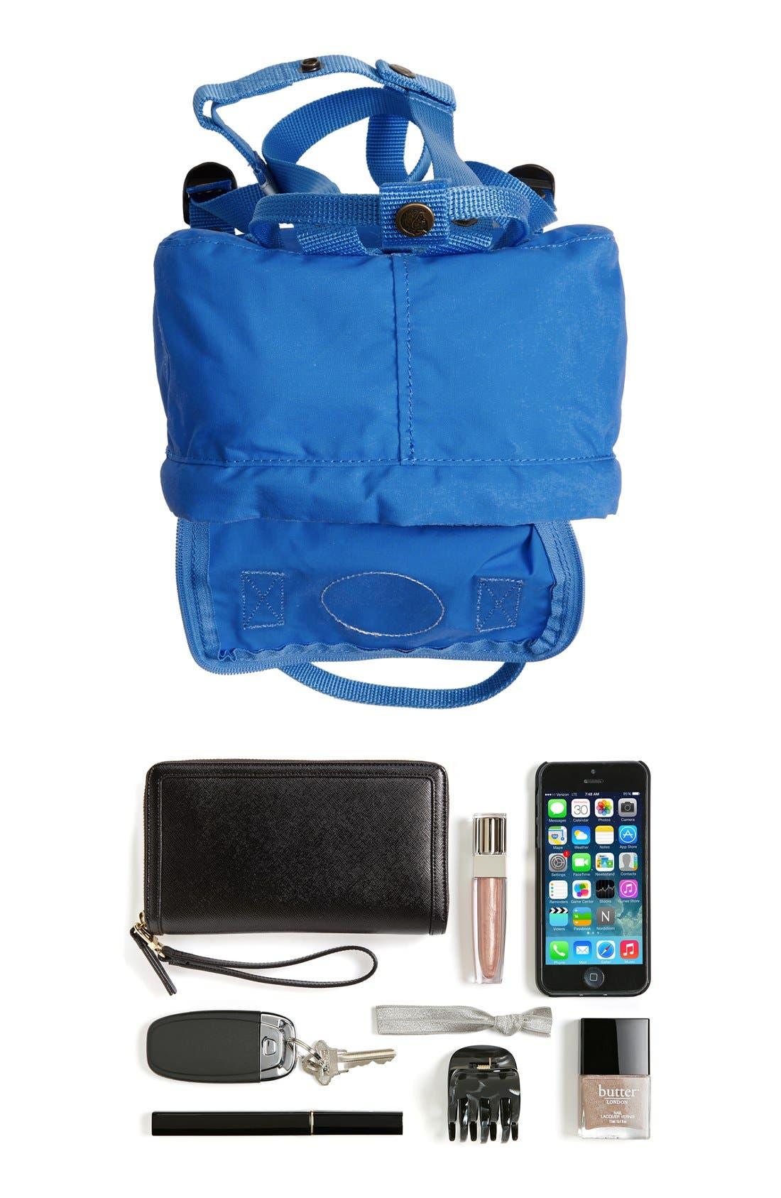 'Mini Kånken' Water Resistant Backpack,                             Alternate thumbnail 5, color,                             400