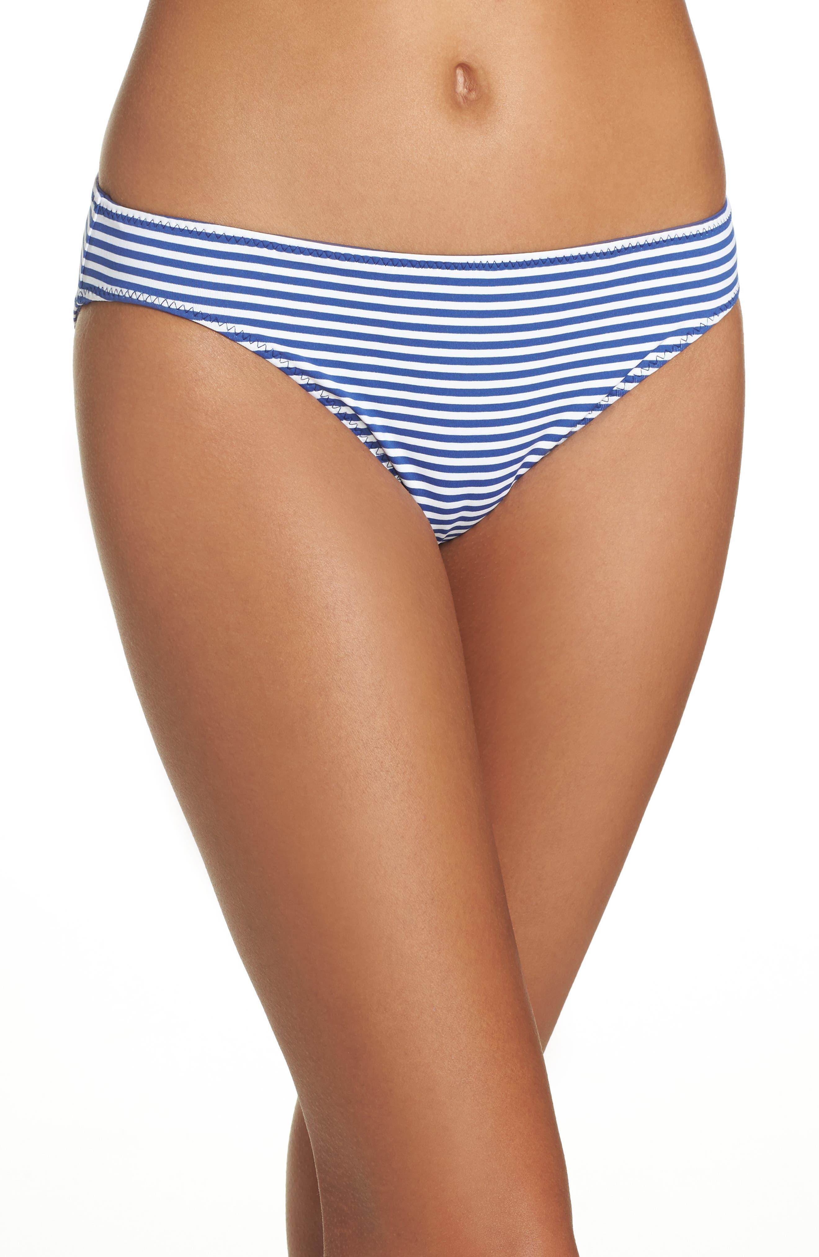 Reversible Hipster Bikini Bottoms,                         Main,                         color, DARK BLUE