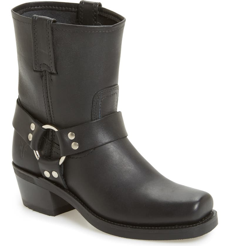 Frye Harness Square Toe Engineer Boot (Wo) | Nordstrom