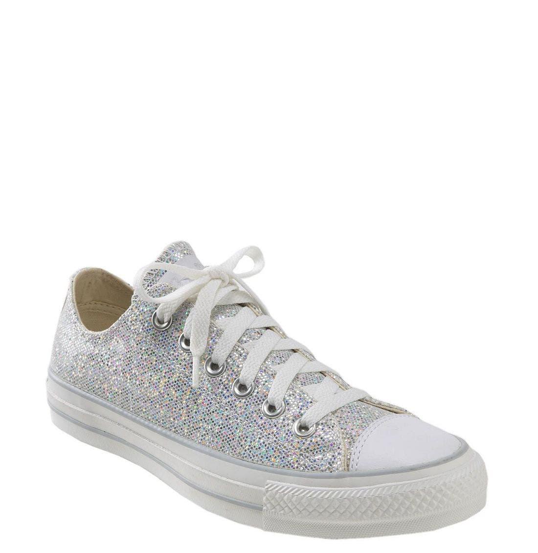 Chuck Taylor<sup>®</sup> Glitter Sneaker,                             Main thumbnail 1, color,                             047