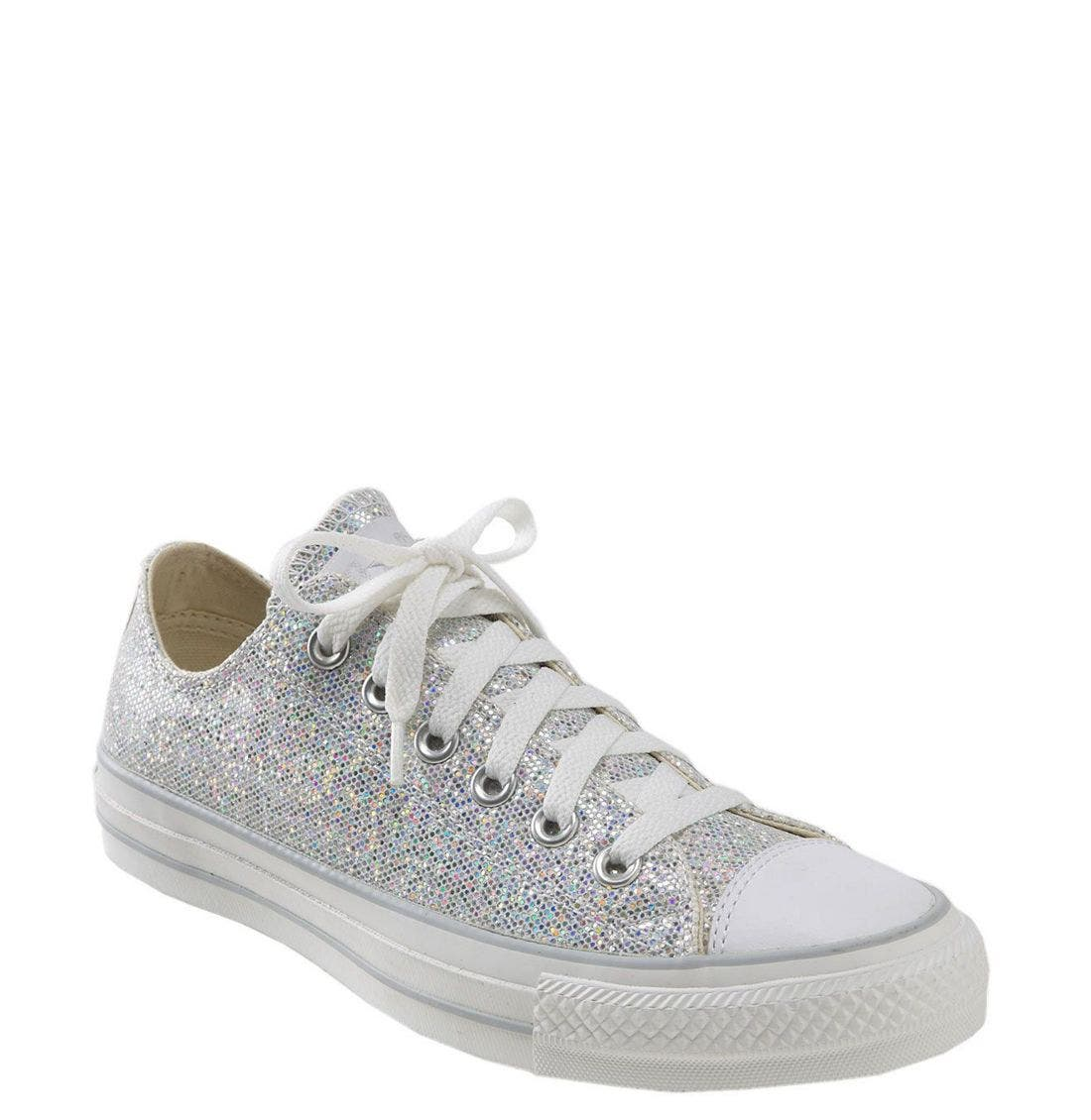 Chuck Taylor<sup>®</sup> Glitter Sneaker, Main, color, 047
