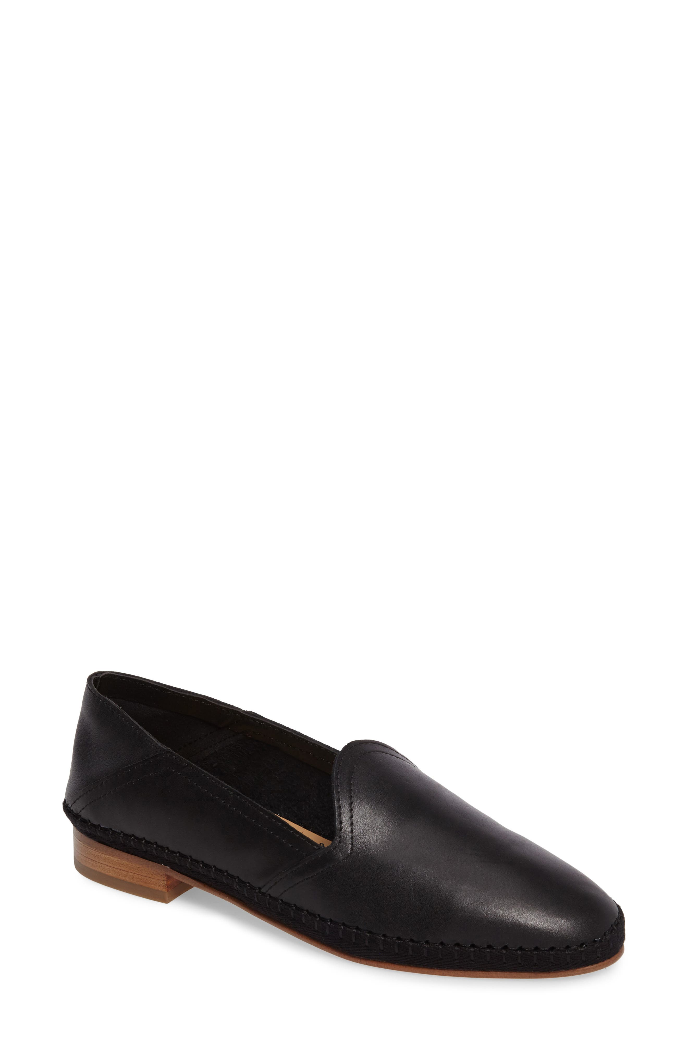 Soludus Convertible Venetian Loafer,                         Main,                         color, 001