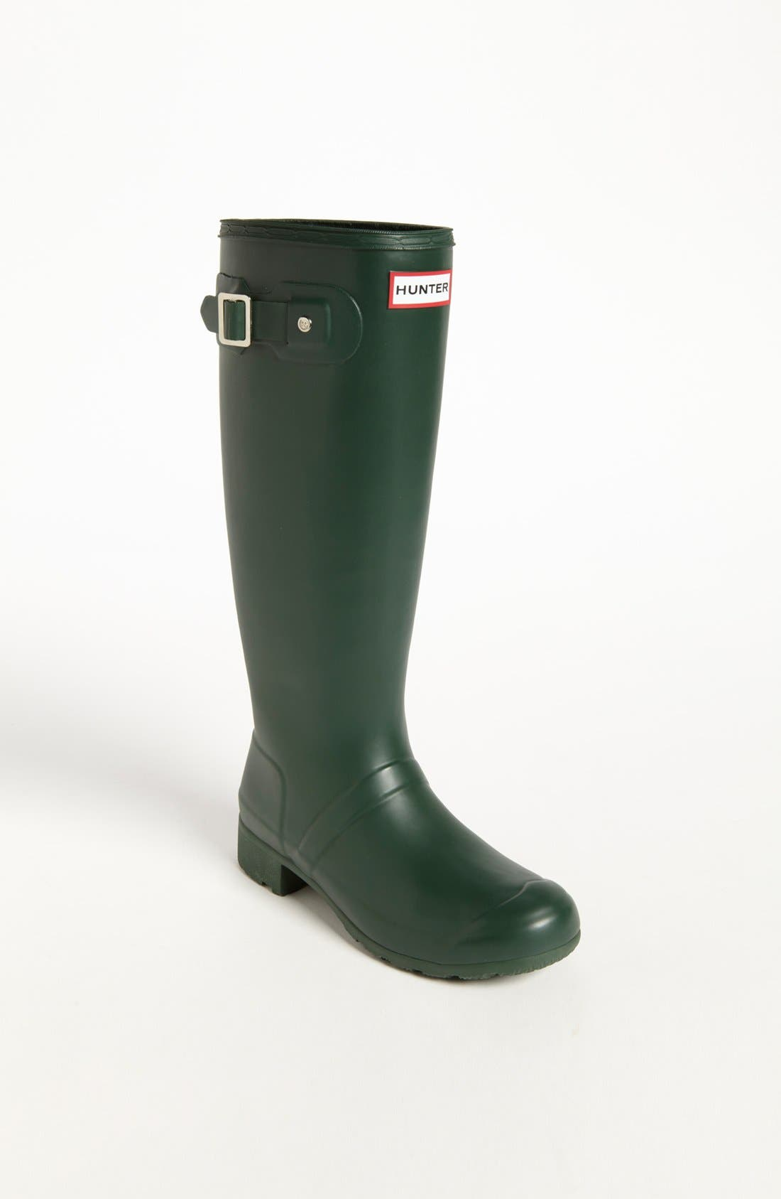 'Tour' Packable Rain Boot,                             Main thumbnail 8, color,