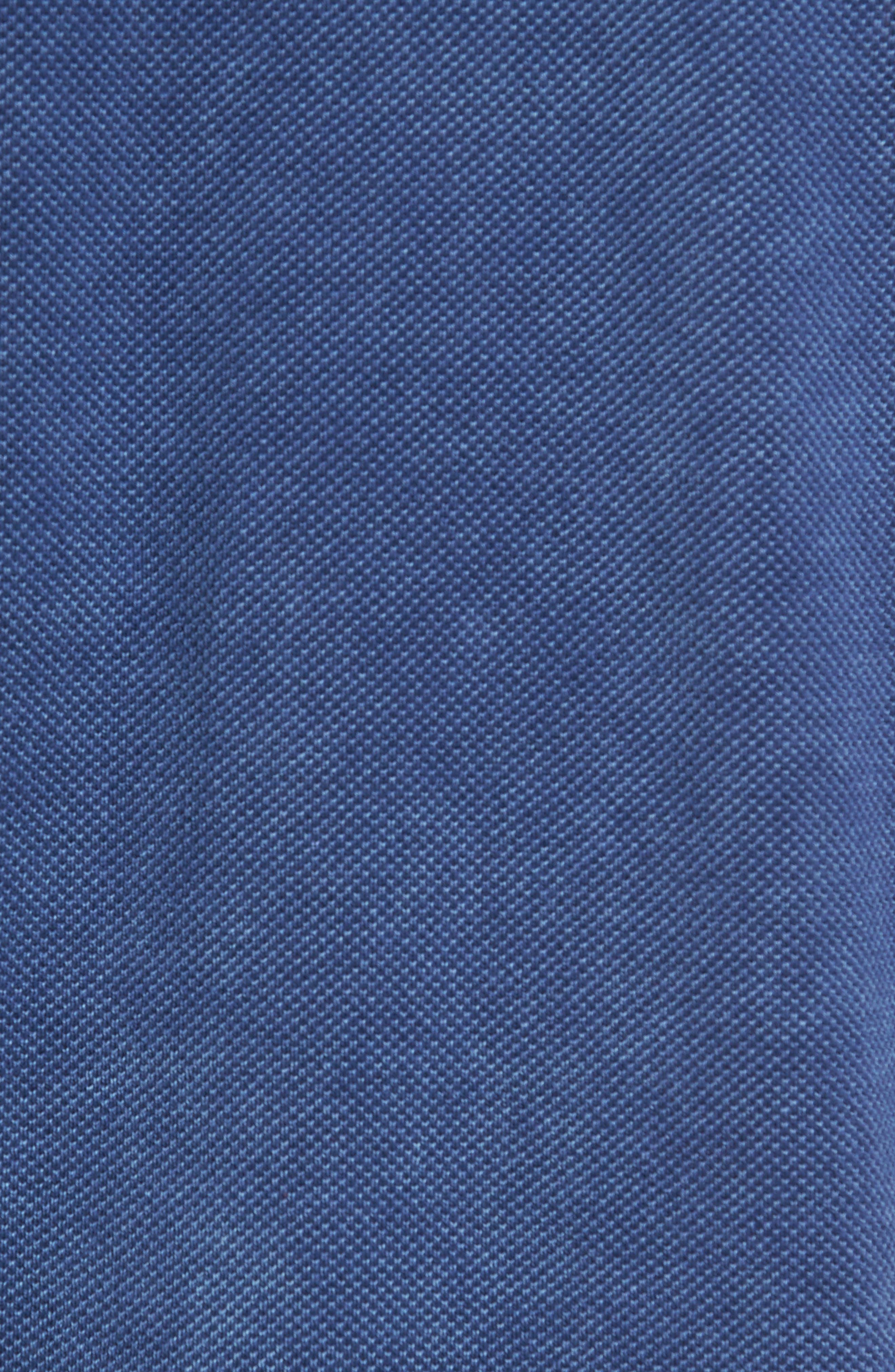 Washed Piqué Polo,                             Alternate thumbnail 15, color,