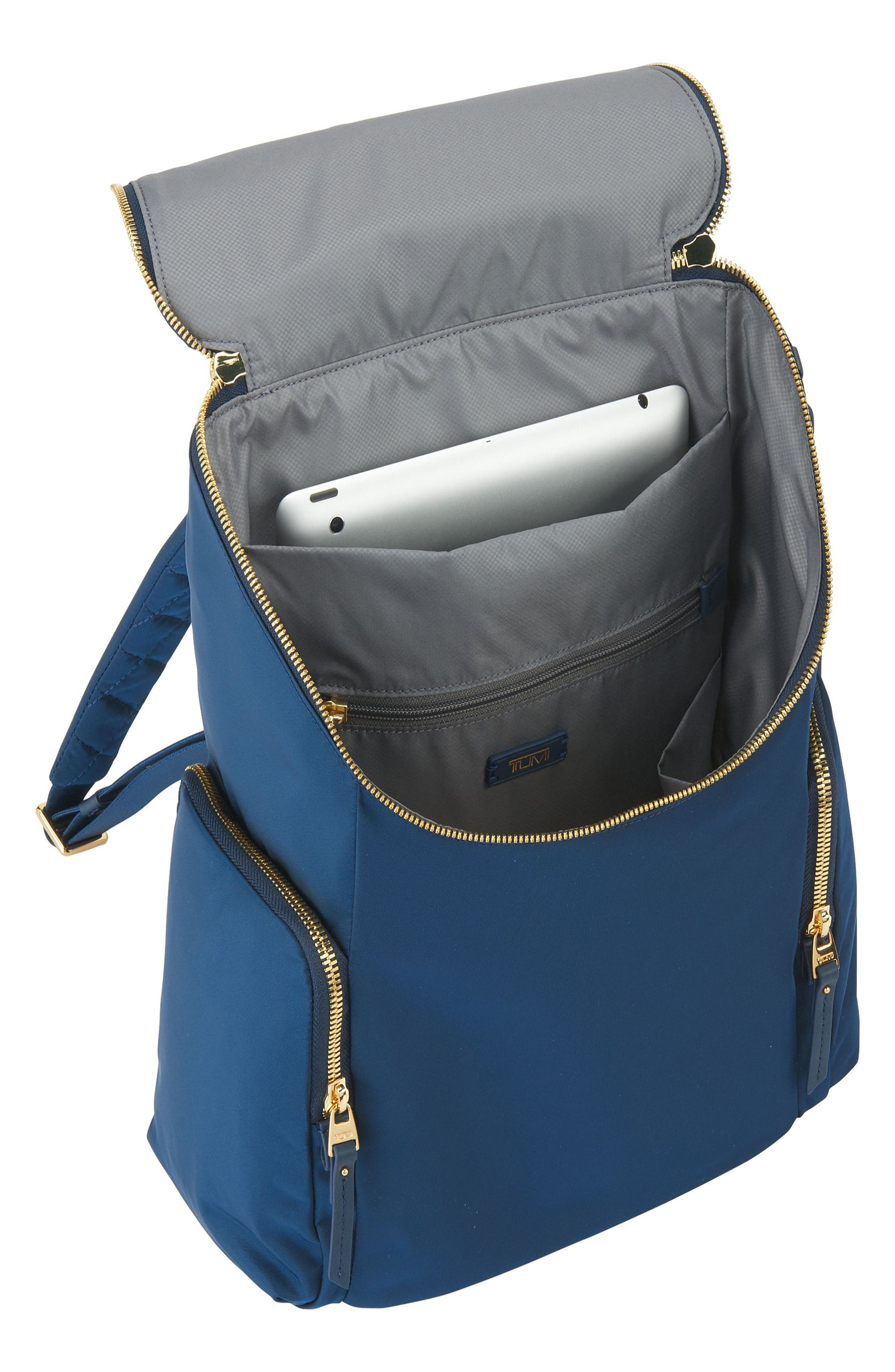 Voyageur Lexa Nylon Backpack,                             Alternate thumbnail 15, color,