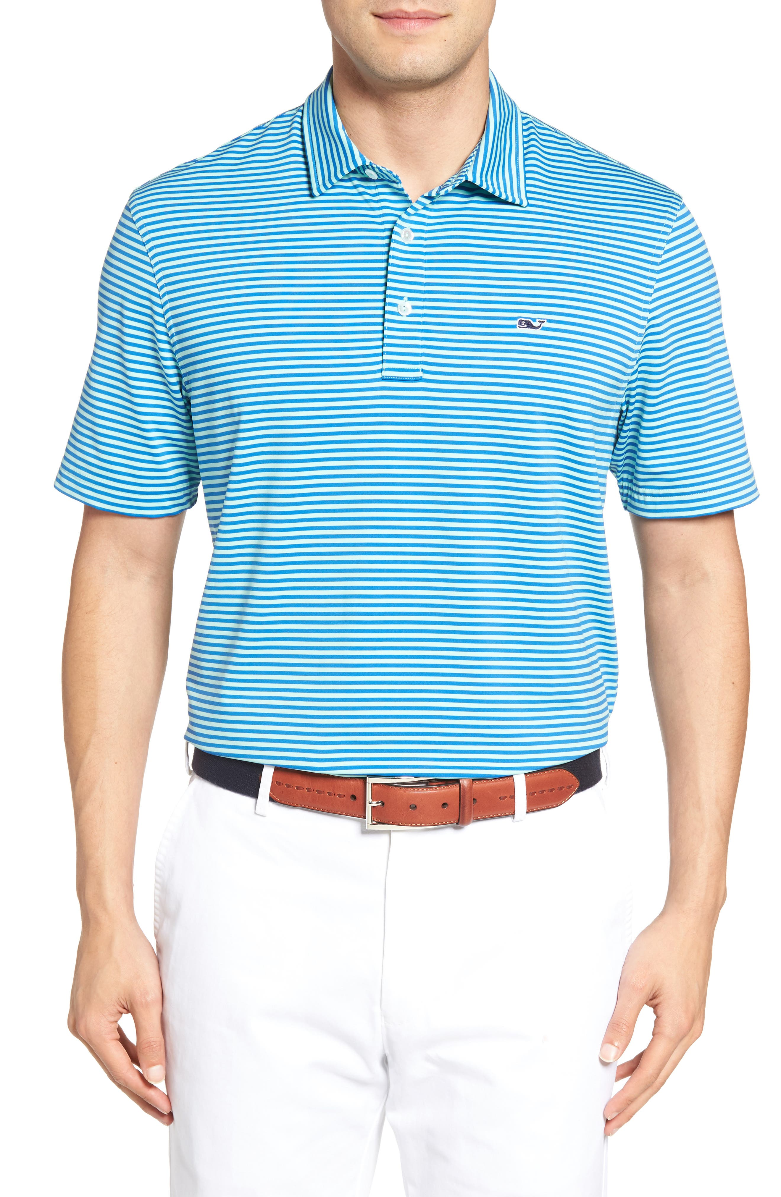 Kennedy Stripe Golf Polo,                             Main thumbnail 11, color,