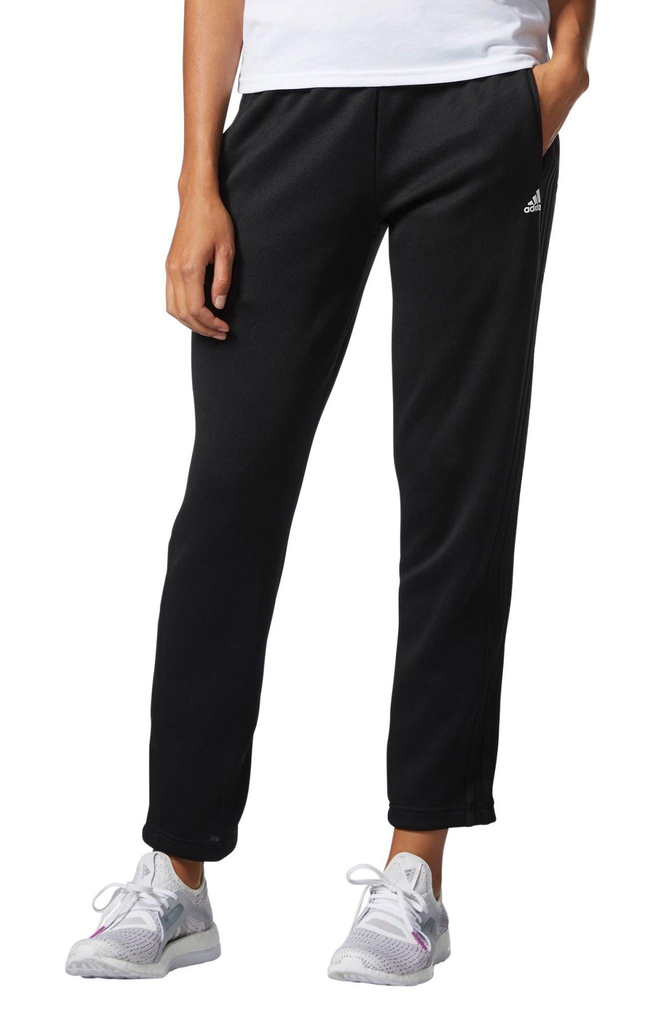 ADIDAS Snap Tapered Pants, Main, color, 001