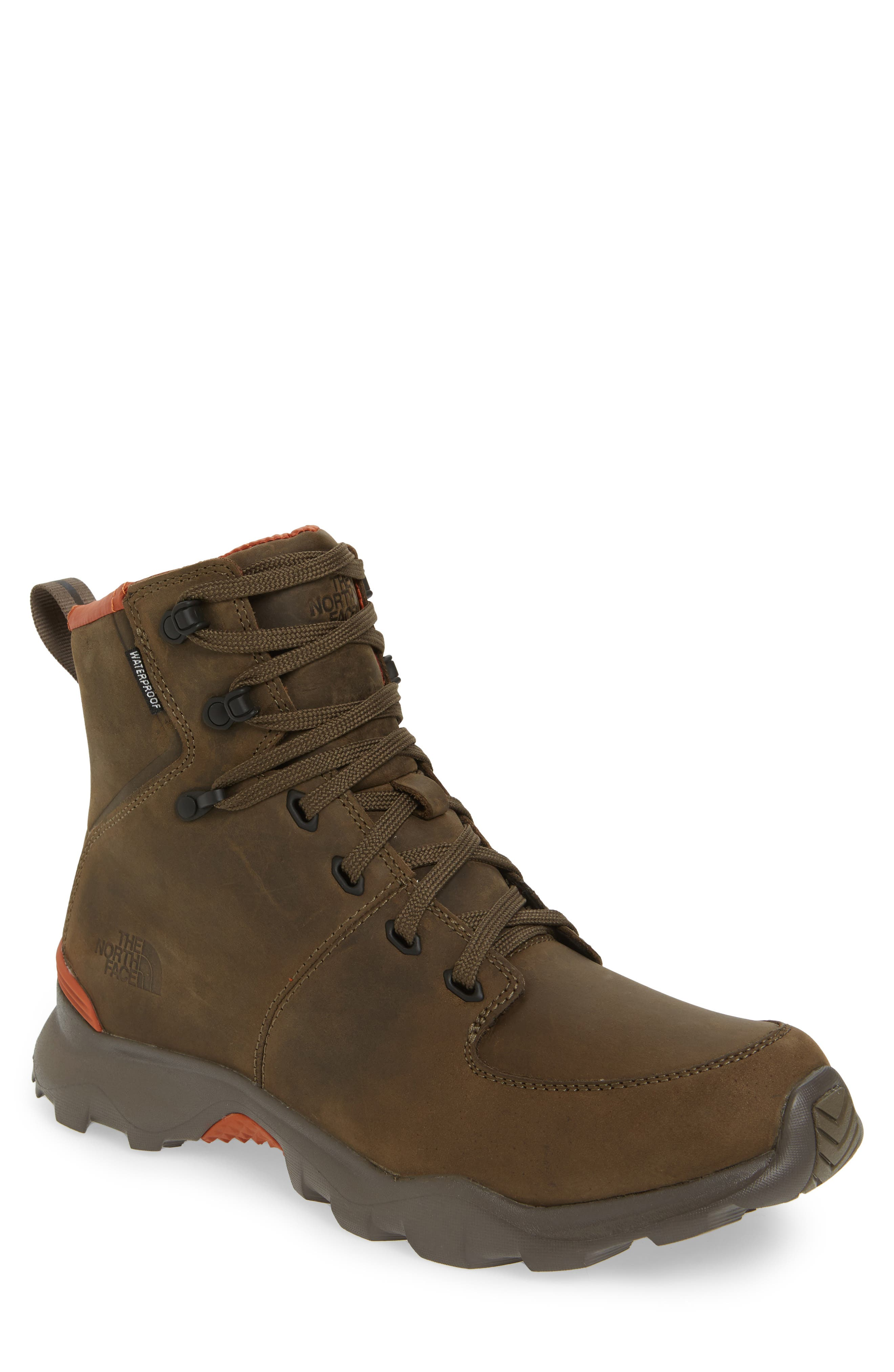 Thermoball<sup>™</sup> Versa Waterproof Boot,                         Main,                         color, WEIMARANER BROWN