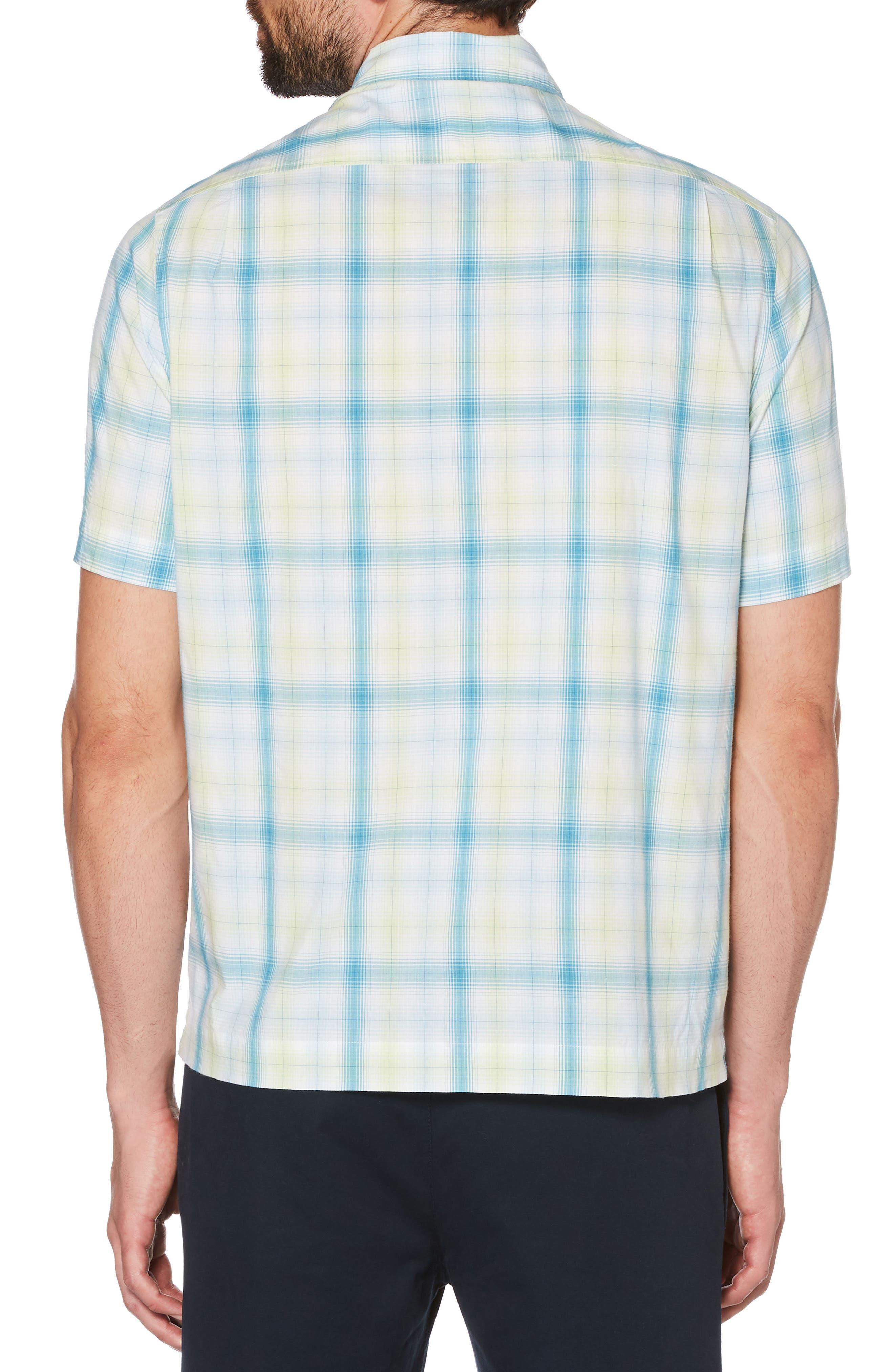 Straight Hem Woven Shirt,                             Alternate thumbnail 2, color,                             332