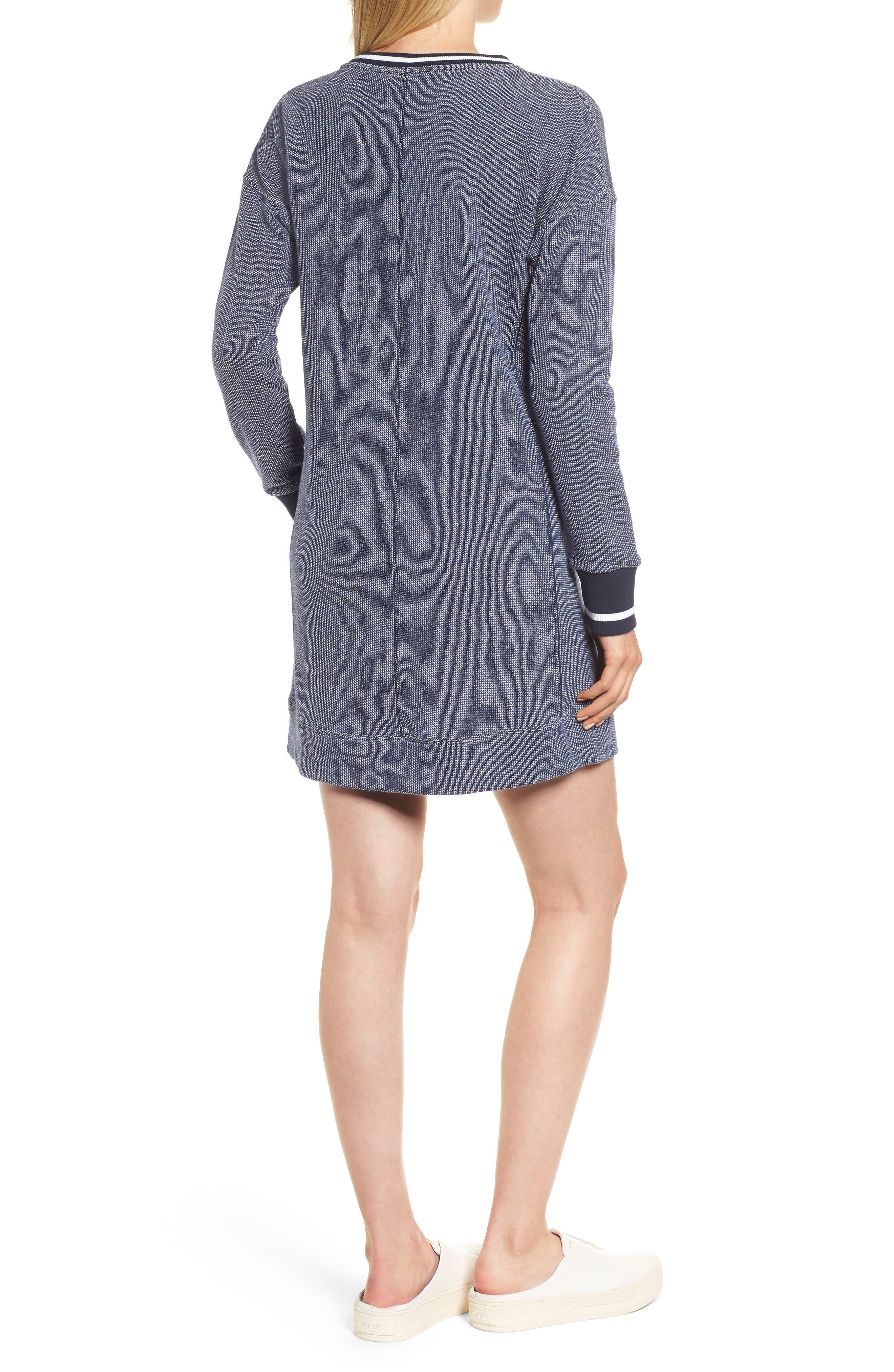 Sweatshirt Dress,                             Alternate thumbnail 2, color,                             476