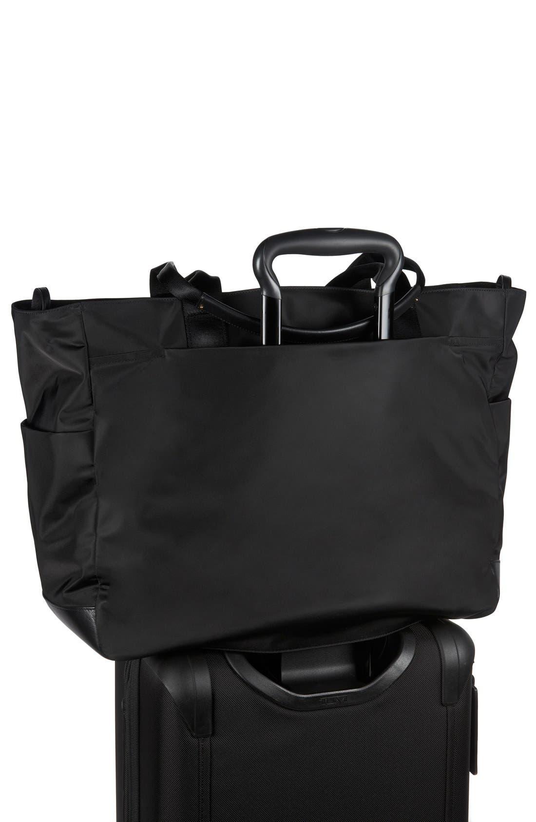 Mansion Shoulder Tote/Baby Bag,                             Alternate thumbnail 3, color,                             001