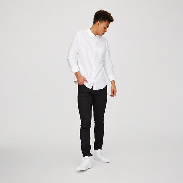 Pop-In@Nordstrom Welcomes Everlane: Men's slim-fit jeans, $68.