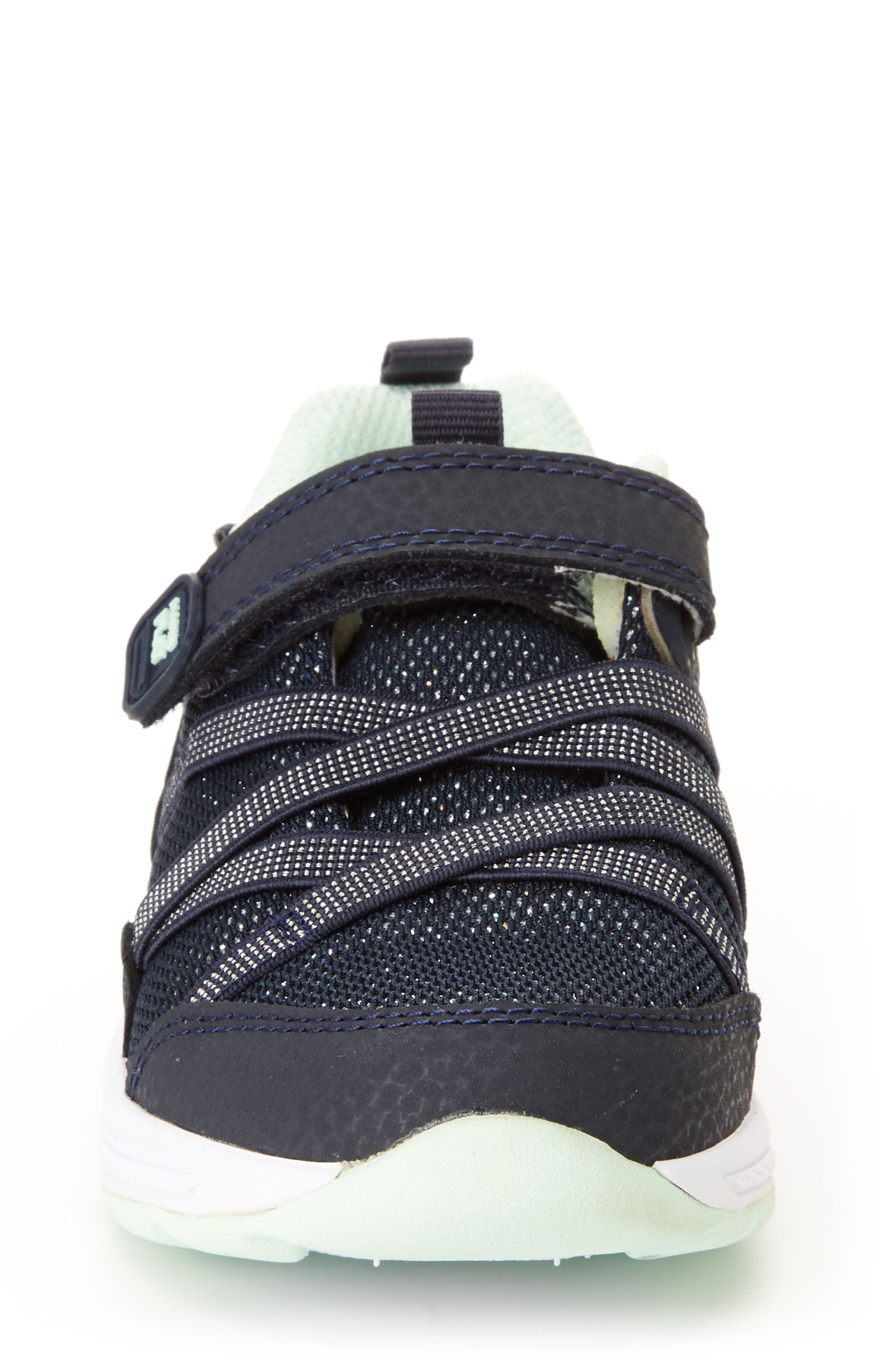 Emmy Made2Play<sup>®</sup> Washable Sneaker,                             Alternate thumbnail 3, color,                             NAVY