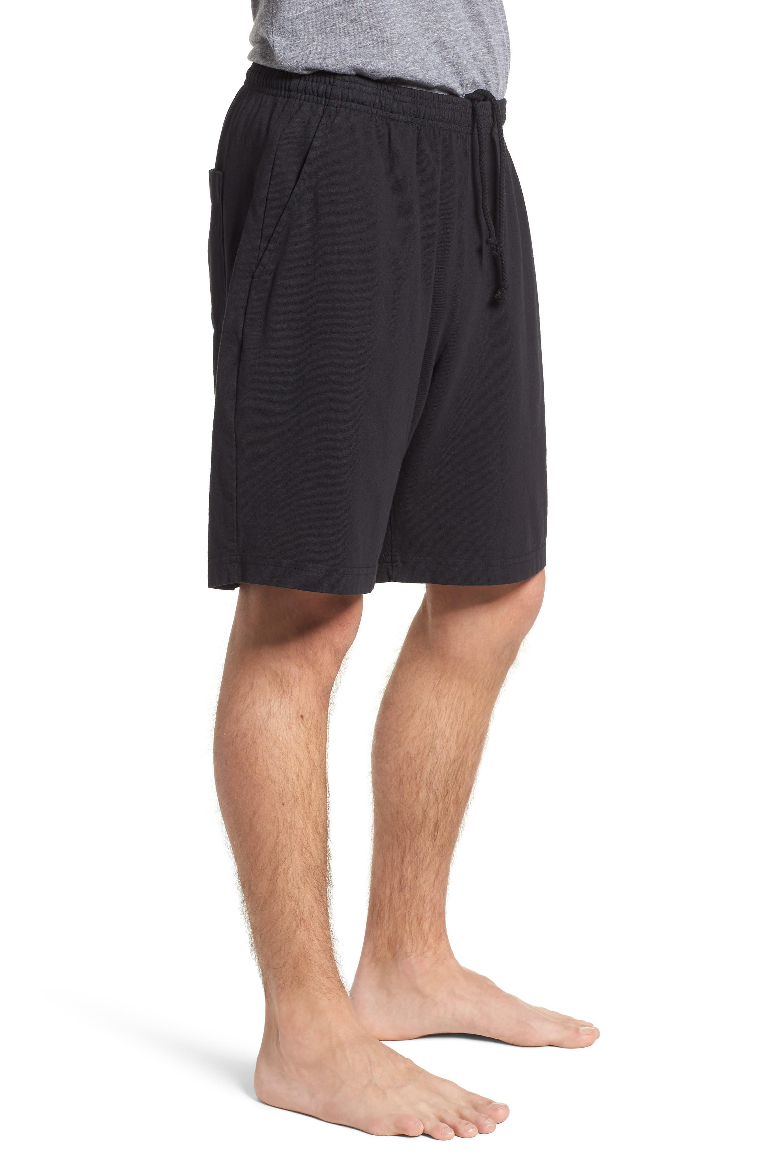 Eyes Heavyweight Sport Shorts,                             Alternate thumbnail 3, color,                             001