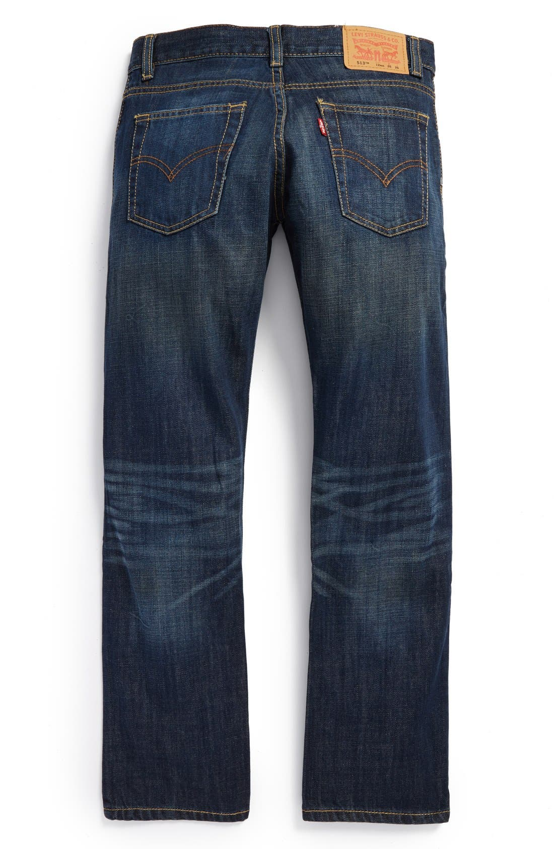 '513<sup>™</sup>' Slim Straight Jeans,                             Alternate thumbnail 2, color,                             435