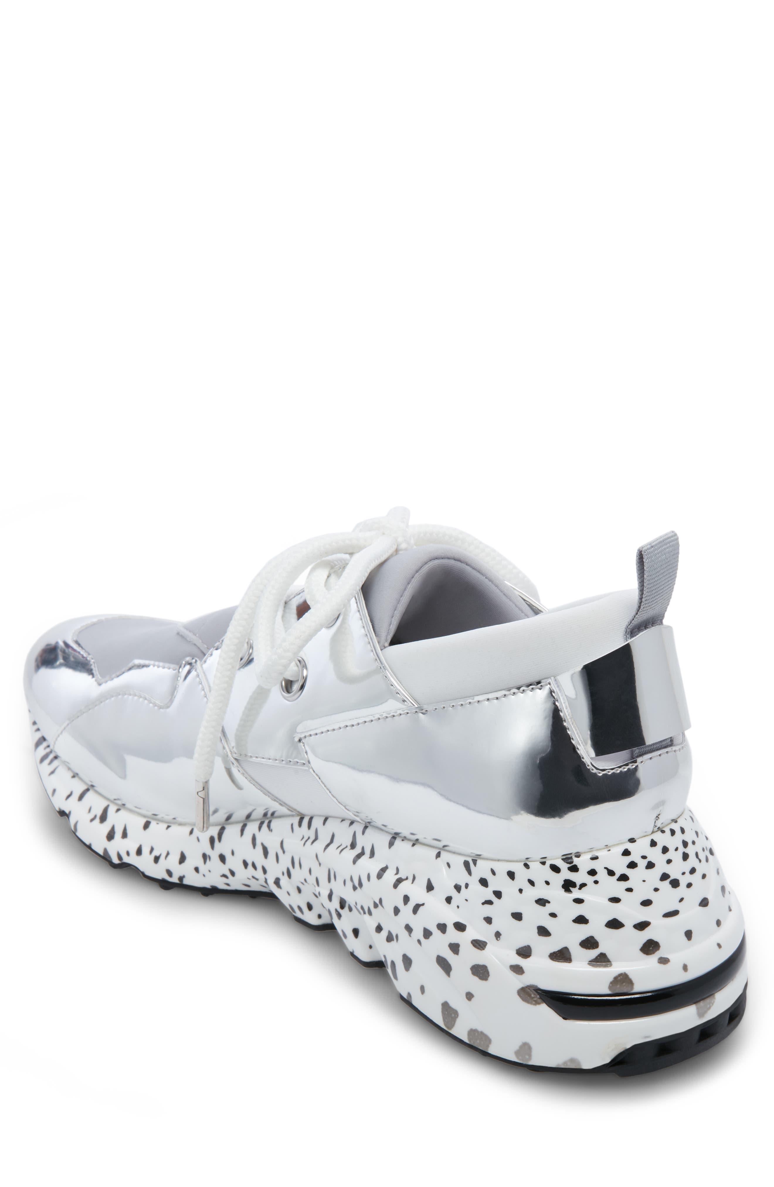 Ridge Sneaker,                             Alternate thumbnail 2, color,                             SILVER MULTI