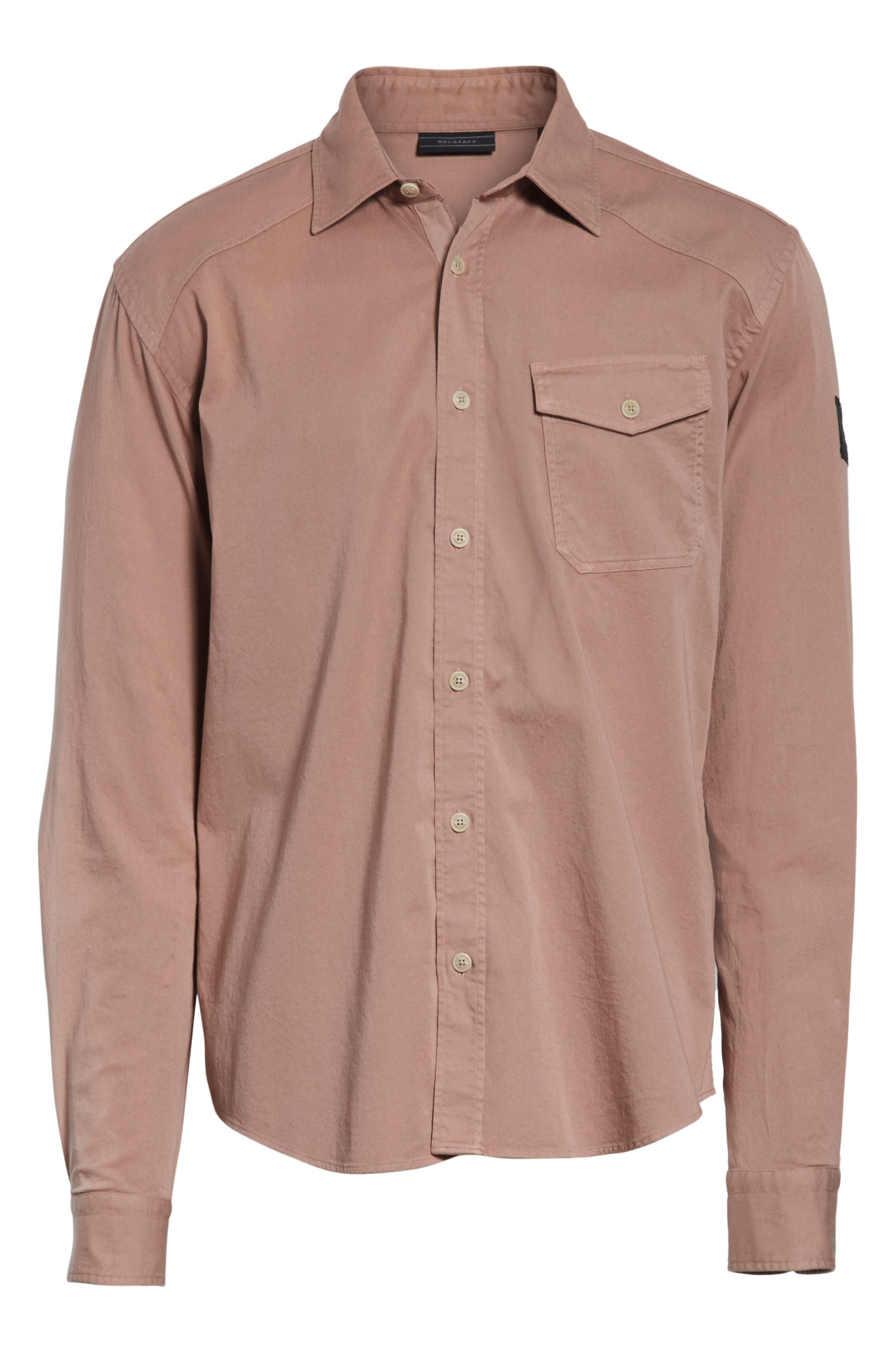 Steadway Extra Slim Fit Sport Shirt,                             Alternate thumbnail 28, color,
