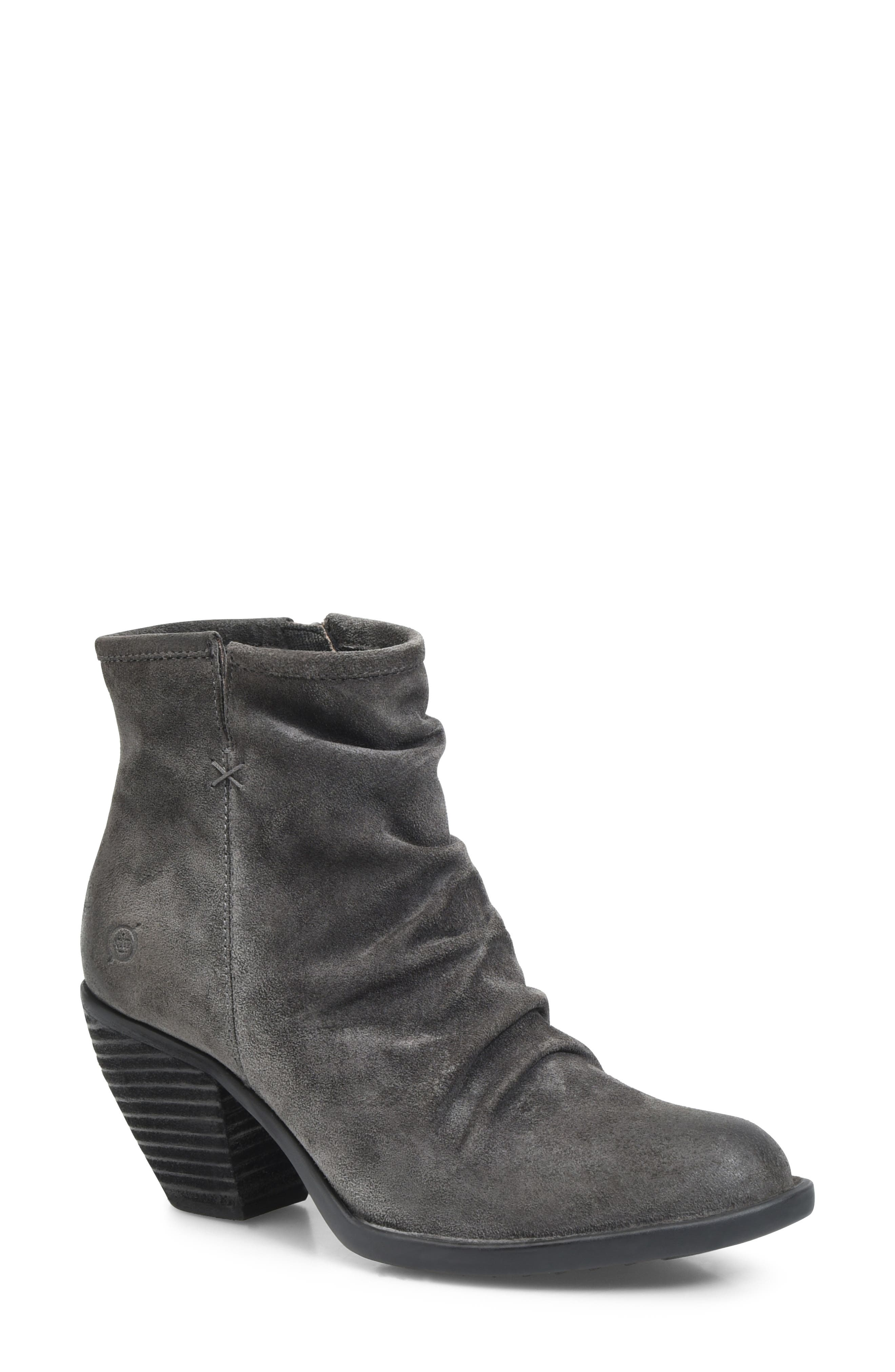 B?rn Aire Bootie- Grey