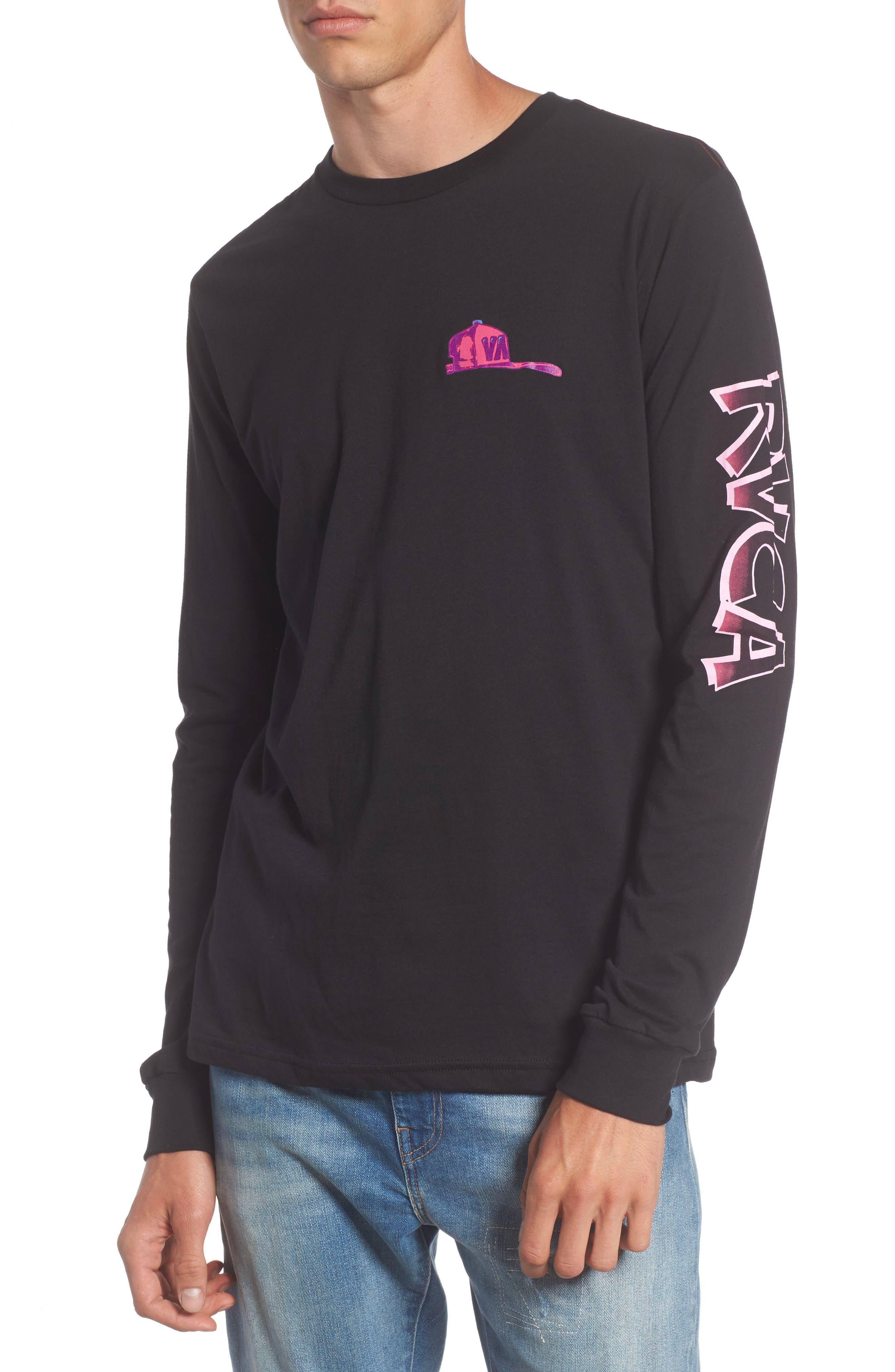 Hot Rod Graphic T-Shirt,                             Main thumbnail 1, color,                             001