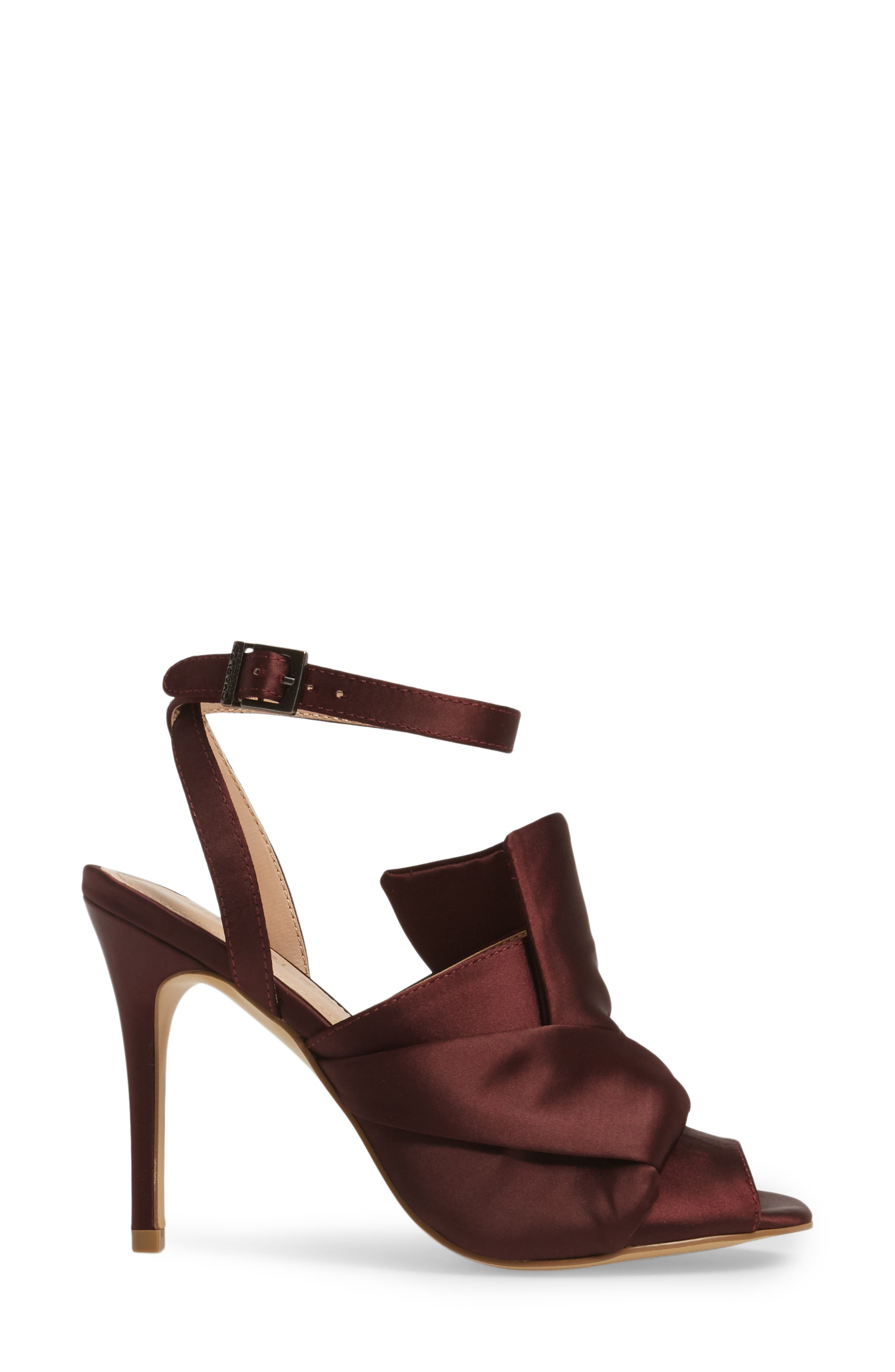 Rachel Ankle Strap Sandal,                             Alternate thumbnail 9, color,