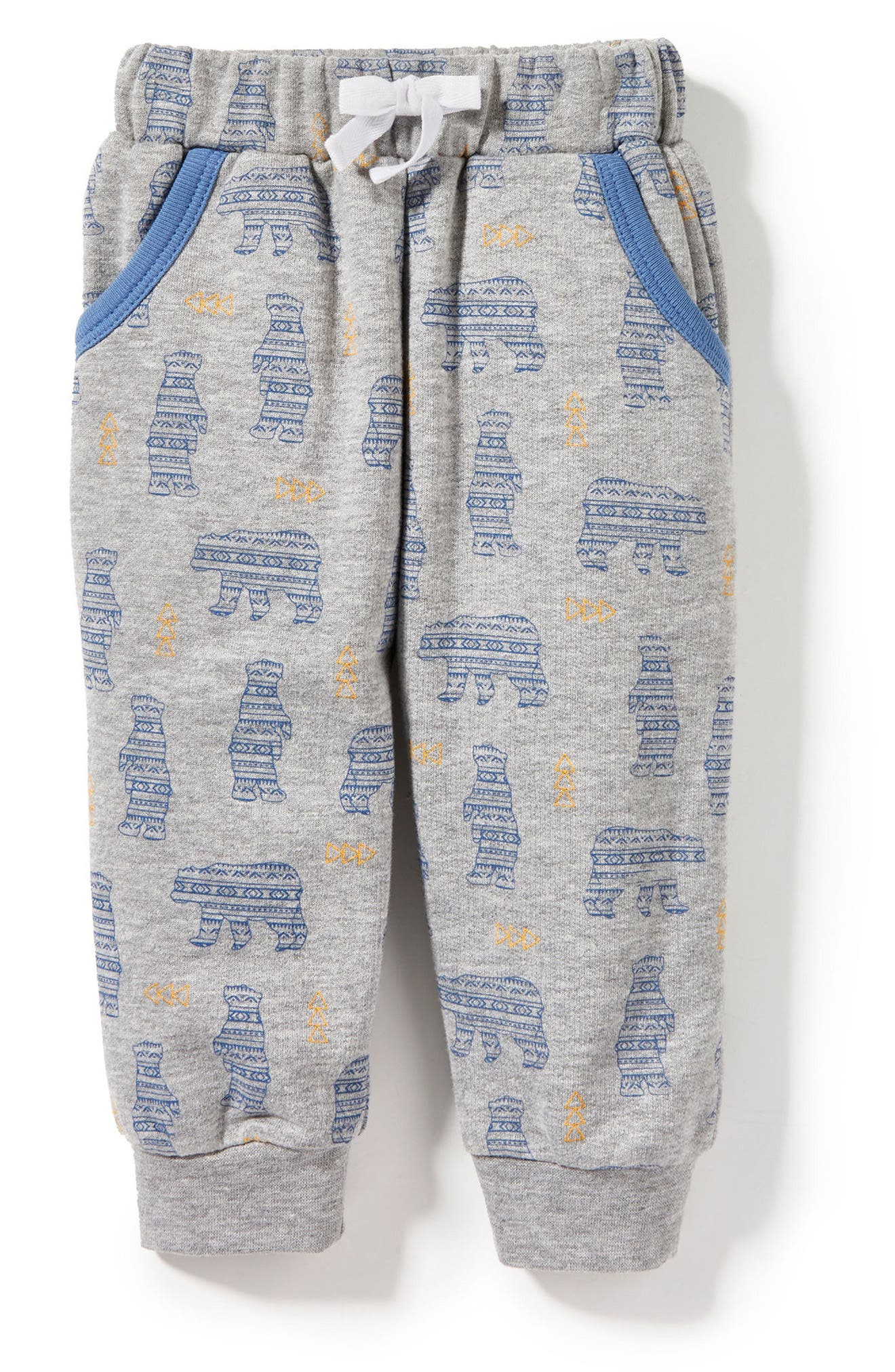 Peek Bear Sweatpants,                         Main,                         color,