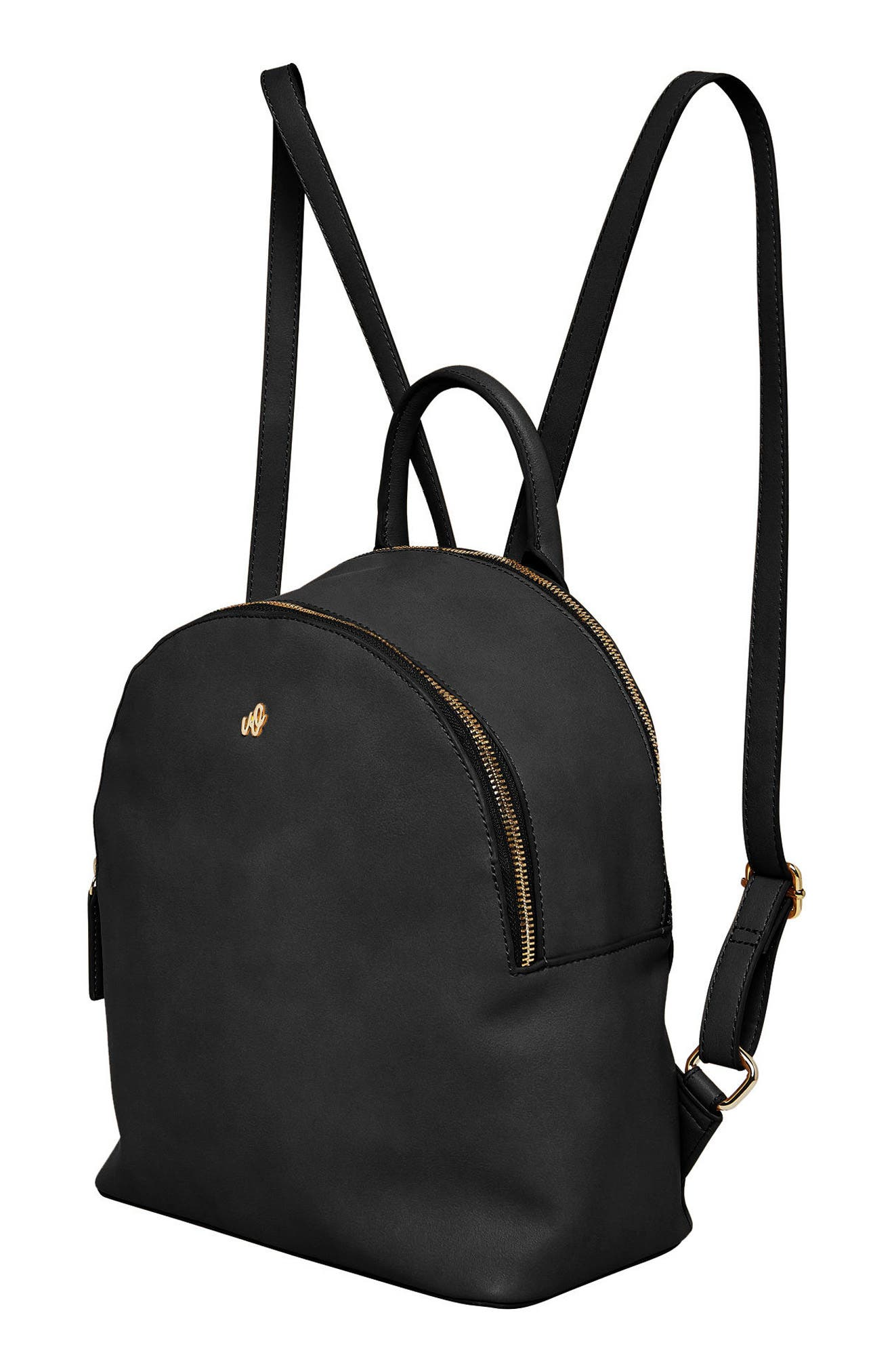 Magic Vegan Leather Backpack,                             Alternate thumbnail 2, color,                             001