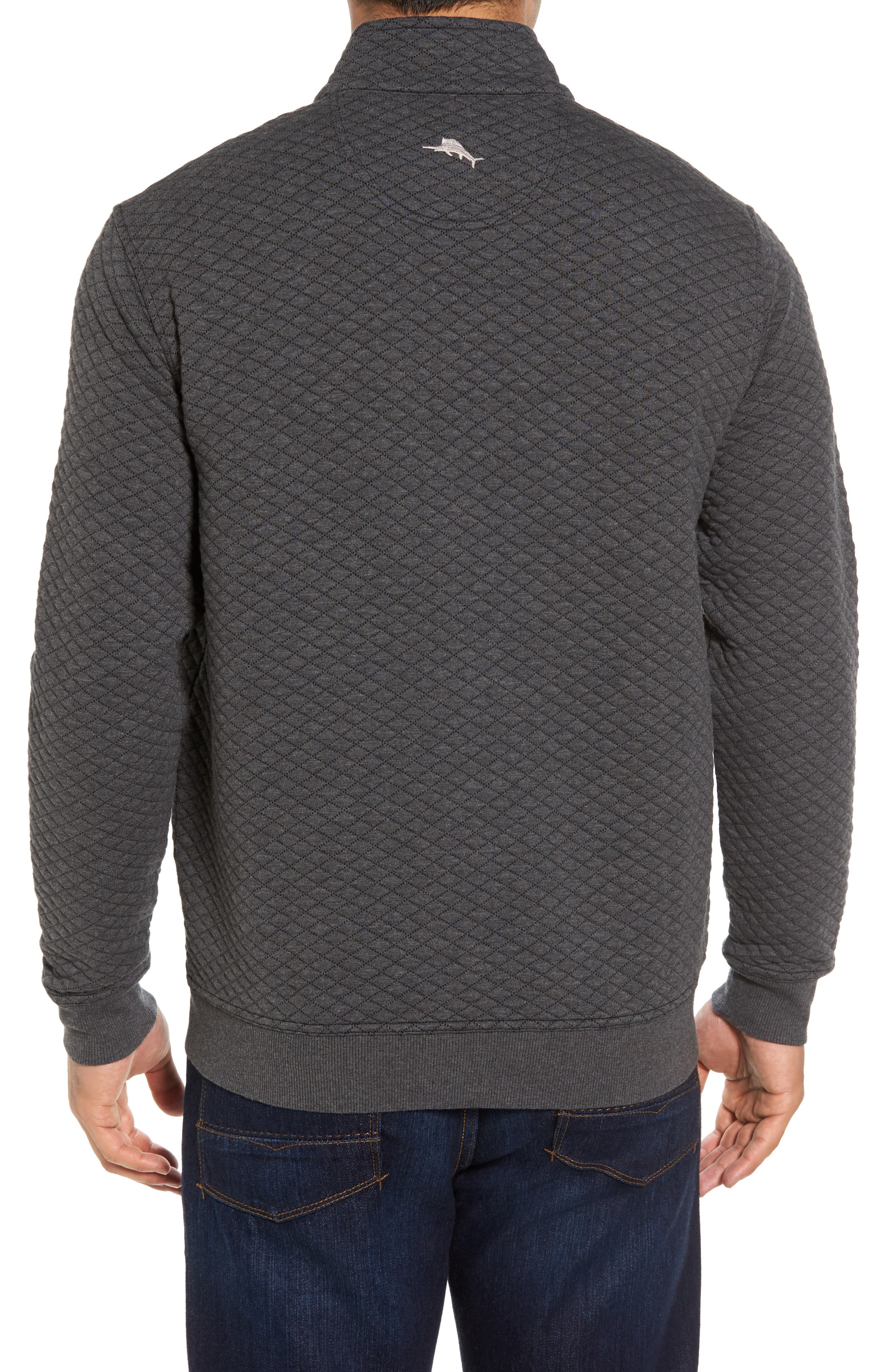 NFL Quiltessential Full Zip Sweatshirt,                             Alternate thumbnail 47, color,