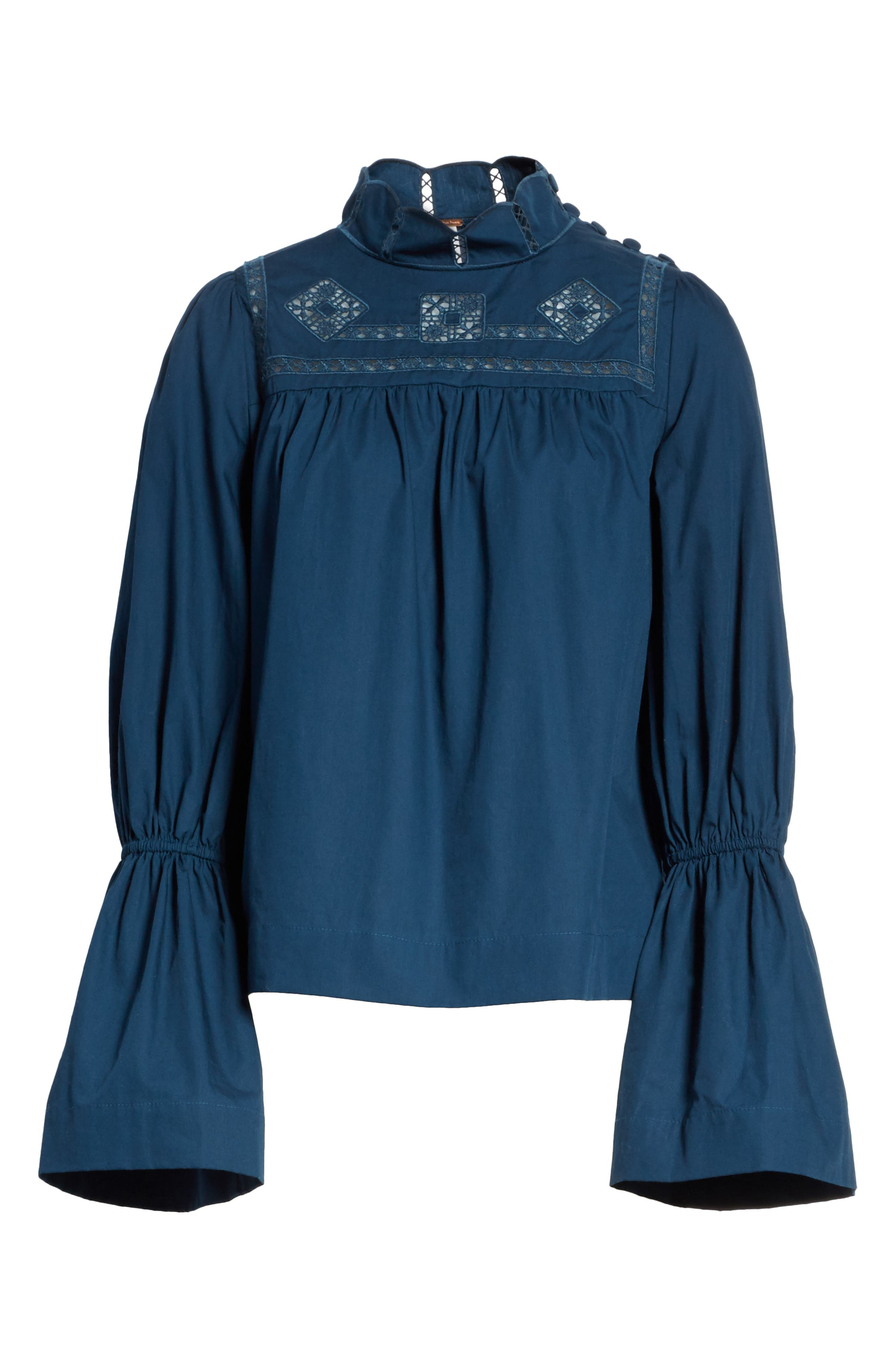 Another Eternity Blouse,                             Alternate thumbnail 6, color,                             440