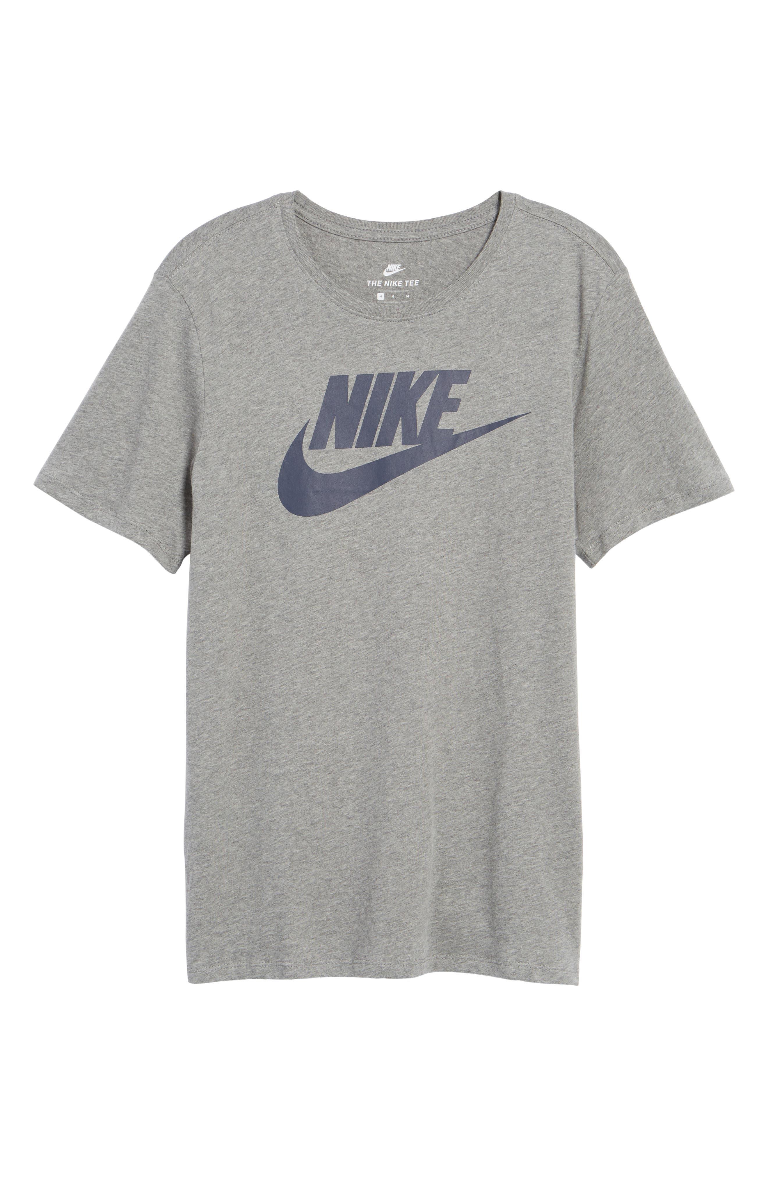 'Tee-Futura Icon' Graphic T-Shirt,                             Alternate thumbnail 100, color,
