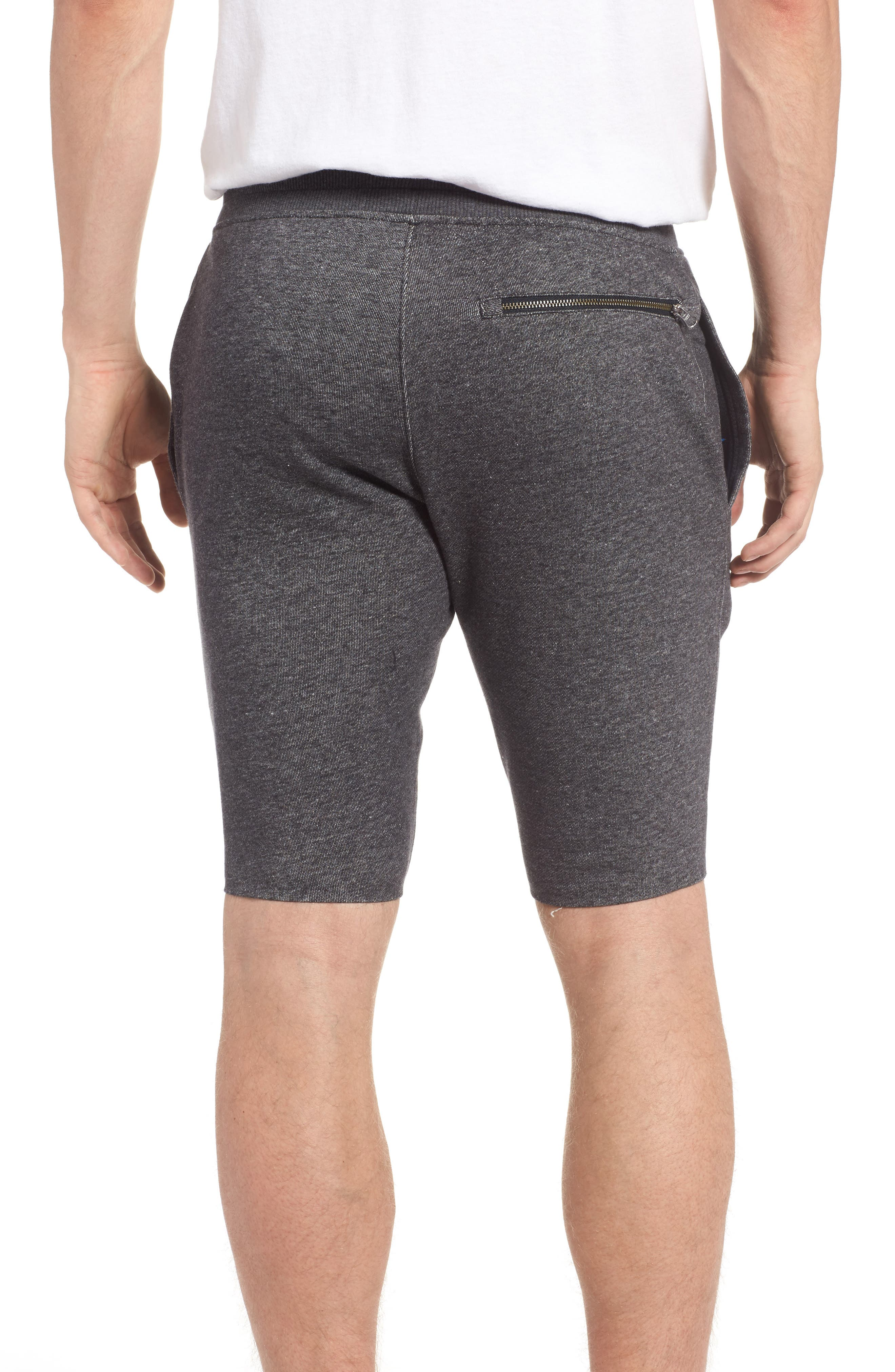 Terry Knit Athletic Shorts,                             Alternate thumbnail 2, color,                             020