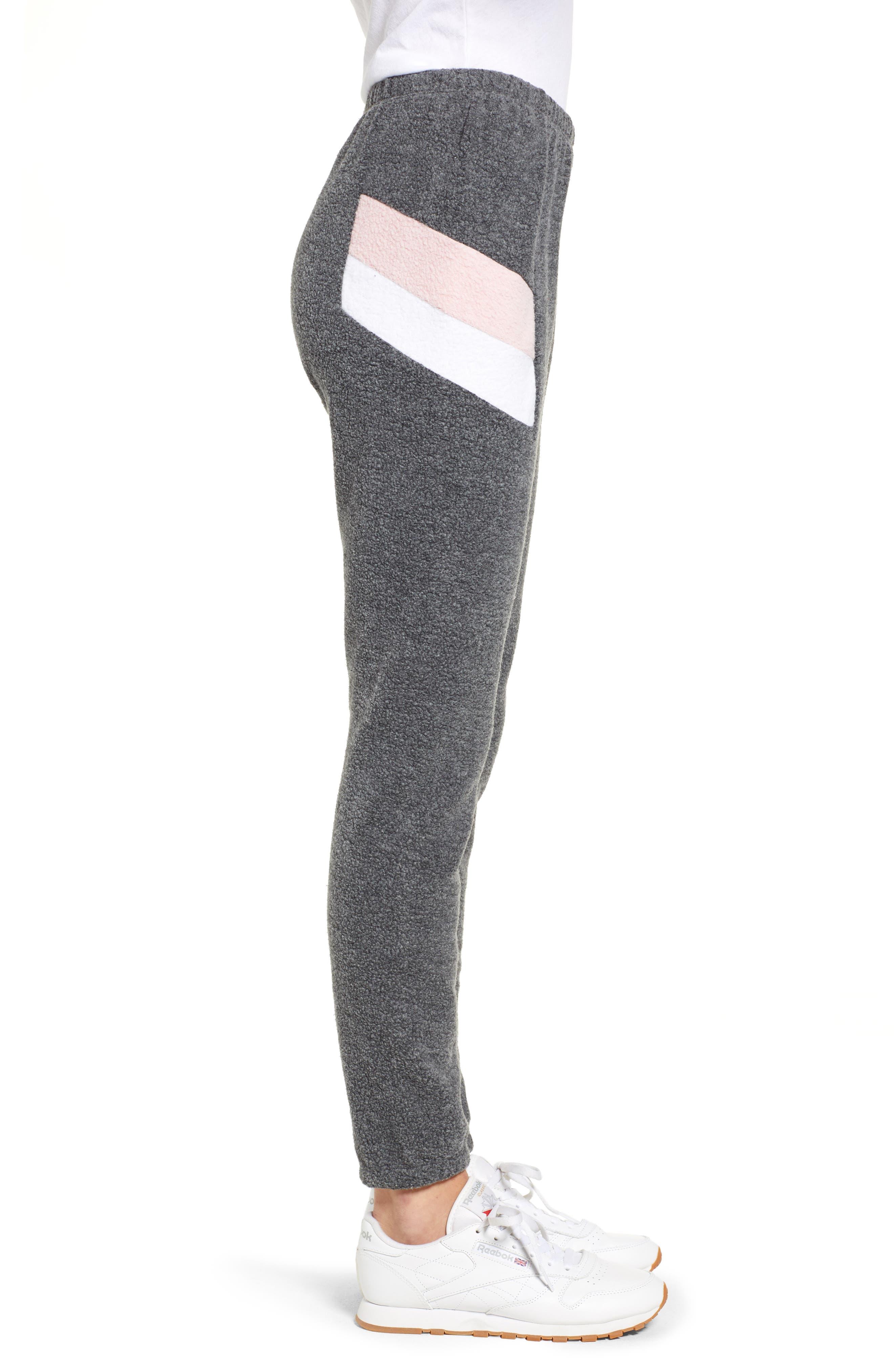 Knox Sweatpants,                             Alternate thumbnail 3, color,                             CLEAN BLACK