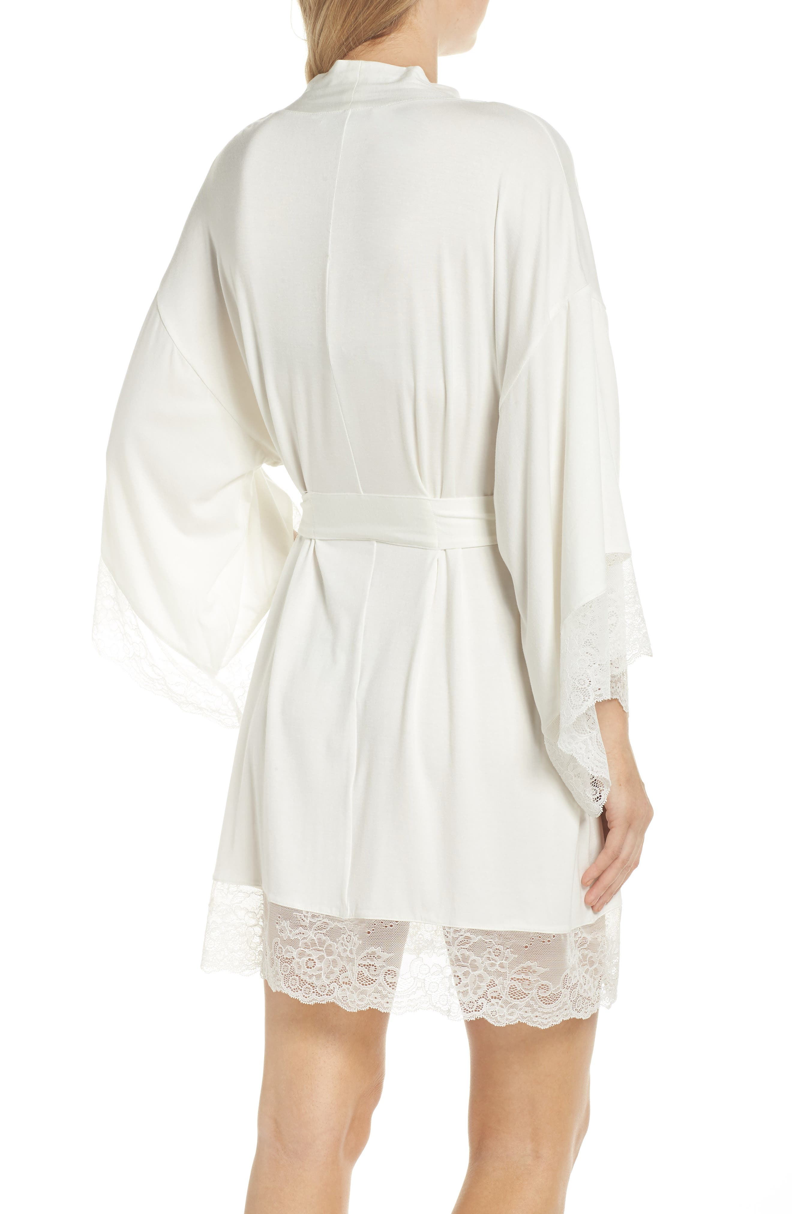 Serafina Kimono Robe,                             Alternate thumbnail 2, color,