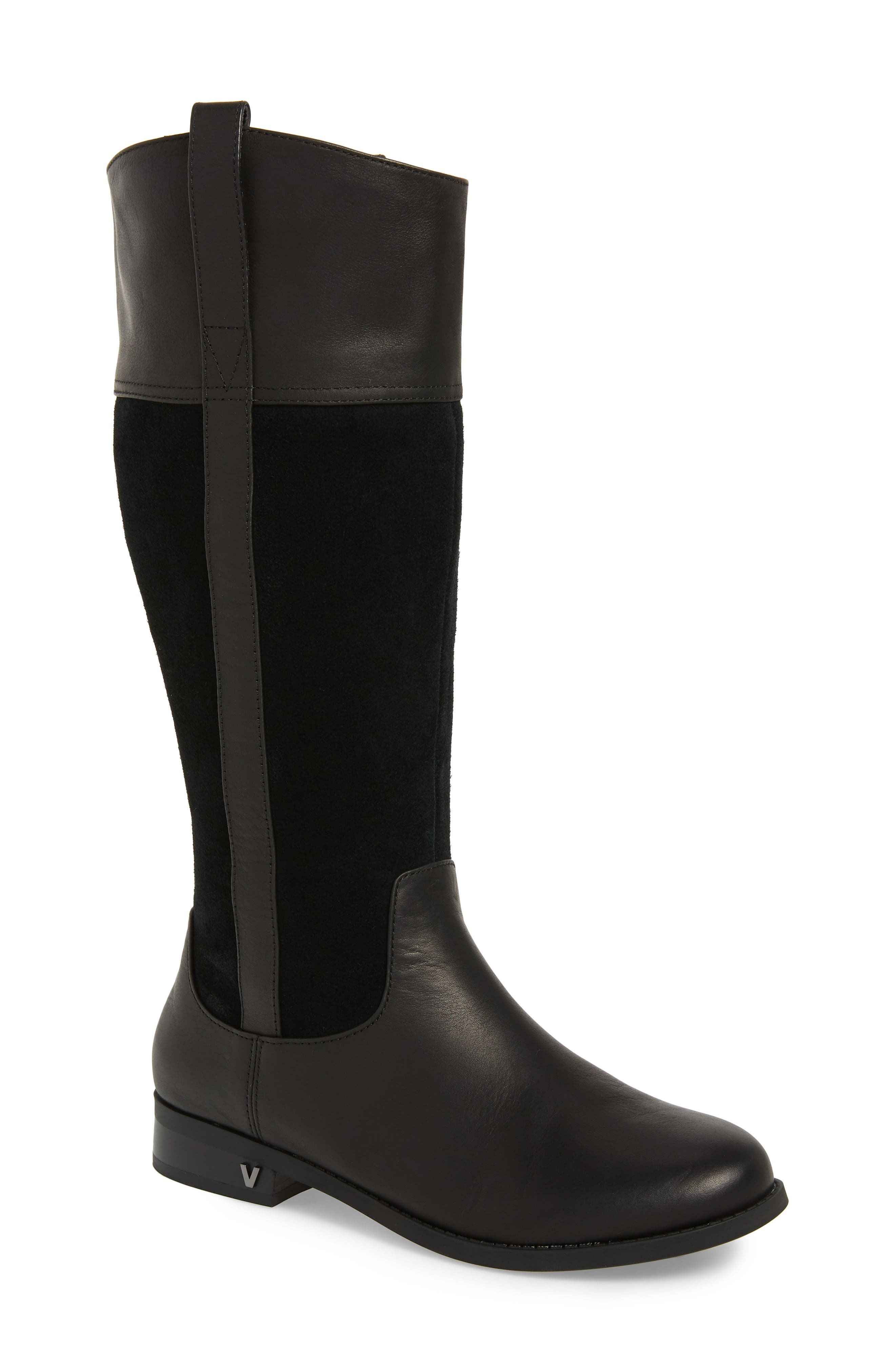 Vionic Downing Boot- Black
