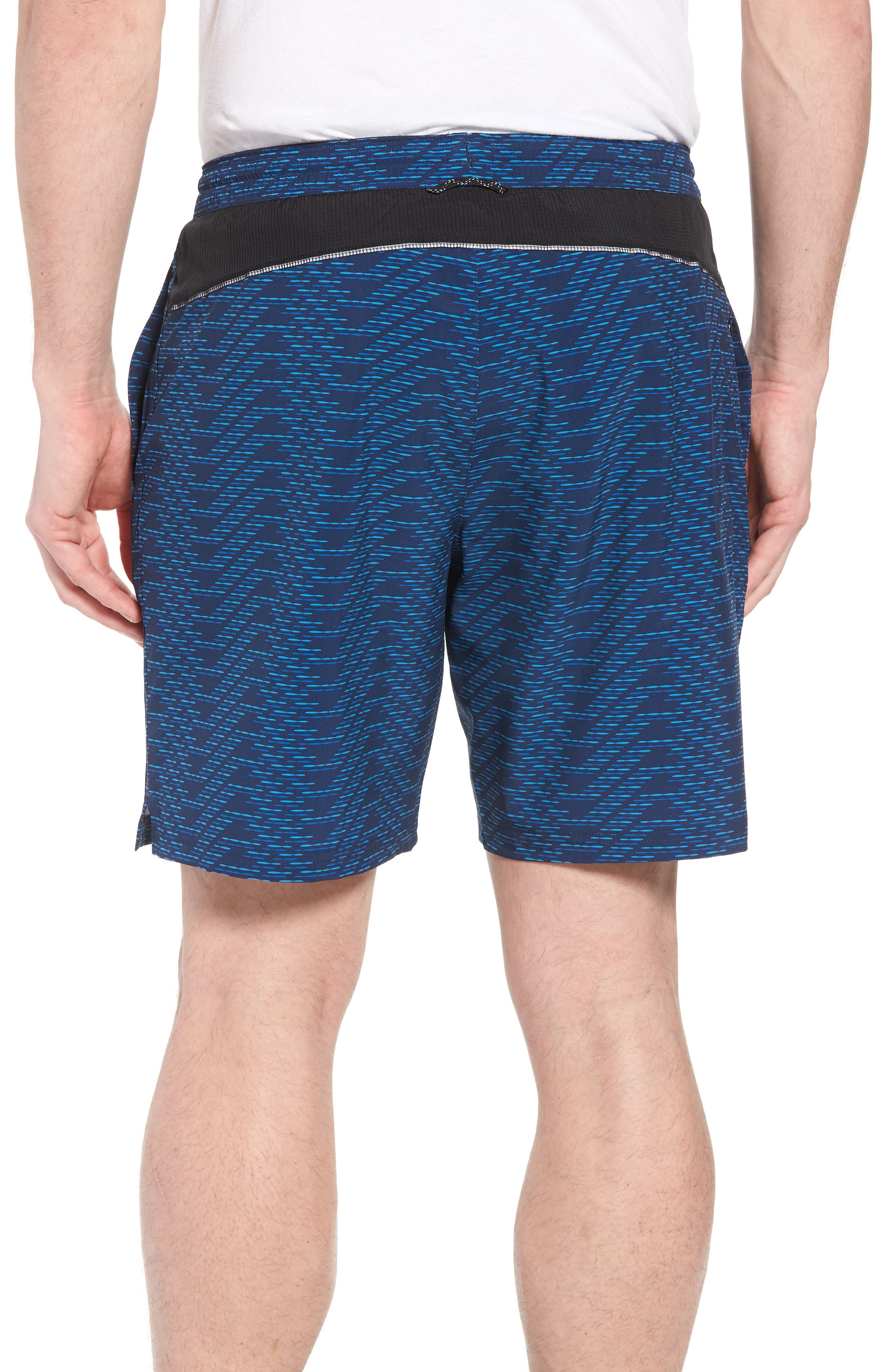 Stretch Shorts,                             Alternate thumbnail 2, color,                             CIRCUIT BREAKER
