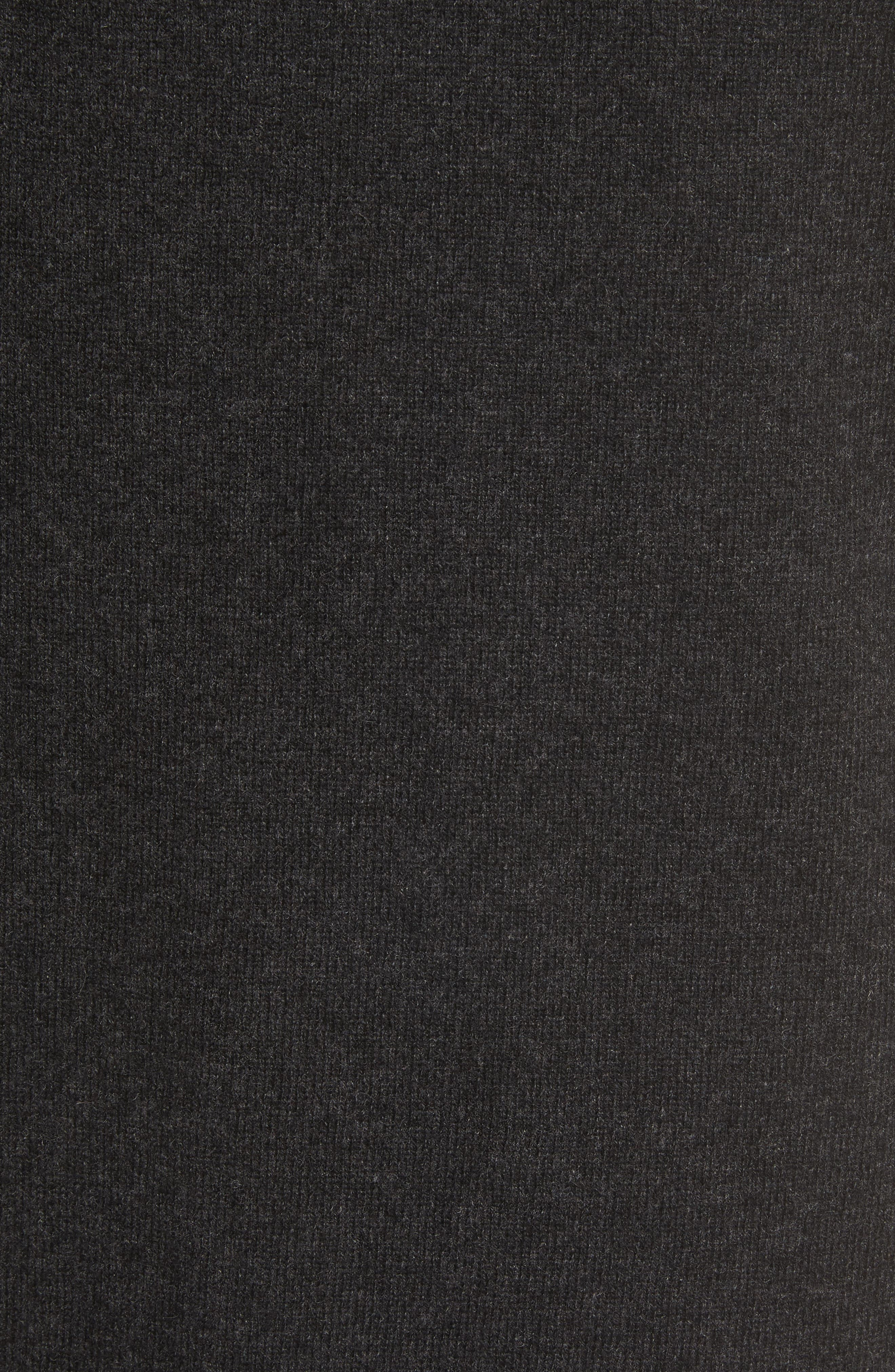 Sibel Wool & Cashmere Sweater,                             Alternate thumbnail 5, color,                             071