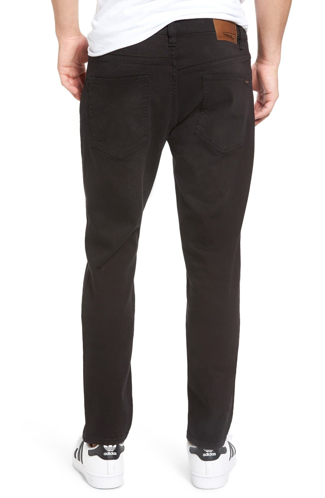 'Solver' Tapered Jeans,                             Alternate thumbnail 10, color,