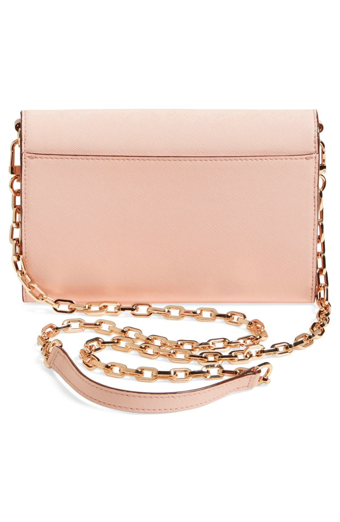 'Robinson' Leather Wallet on a Chain,                             Alternate thumbnail 17, color,