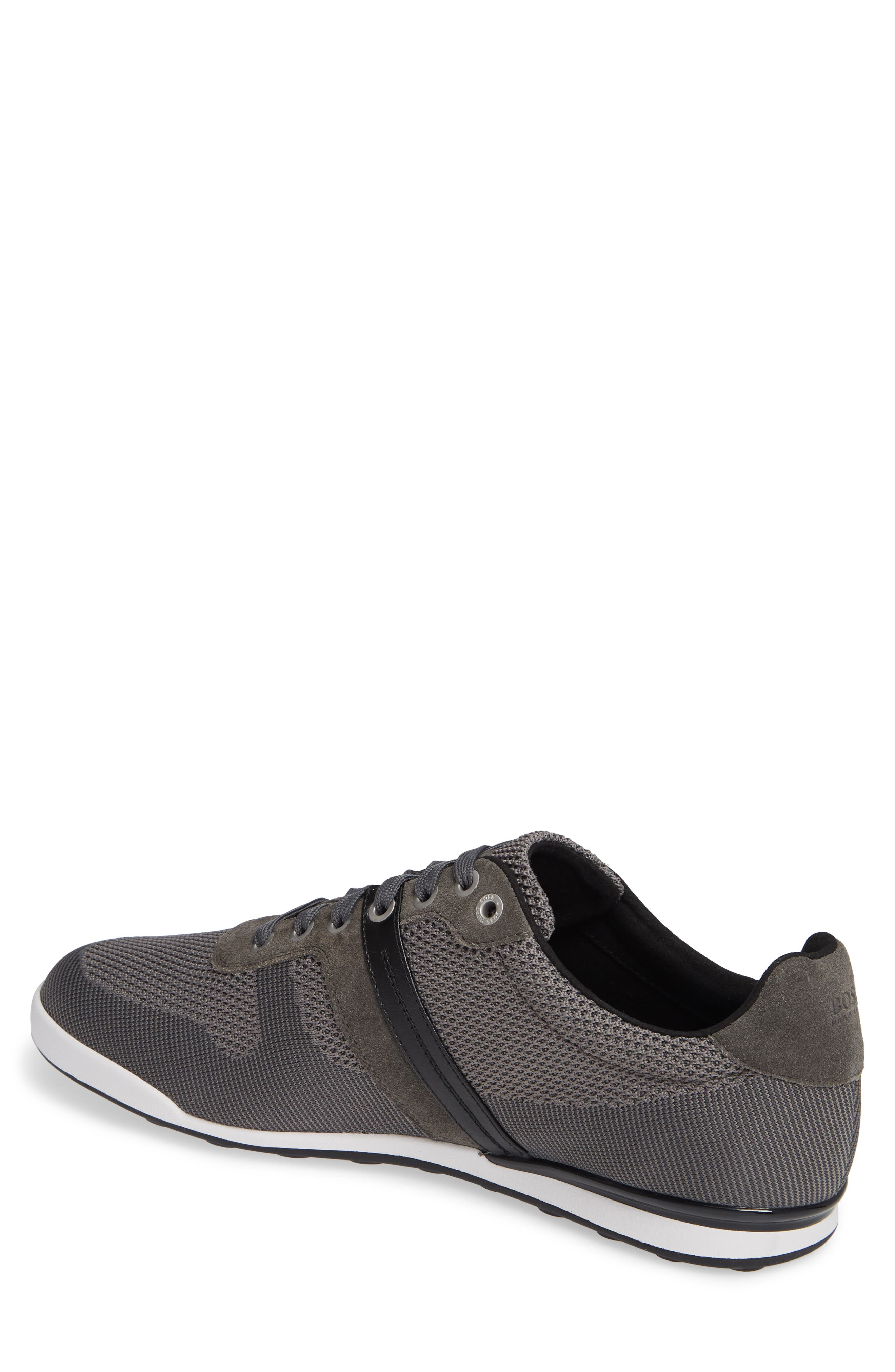 Hugo Boss Arkansas Lace-Up Sneaker,                             Alternate thumbnail 2, color,                             021