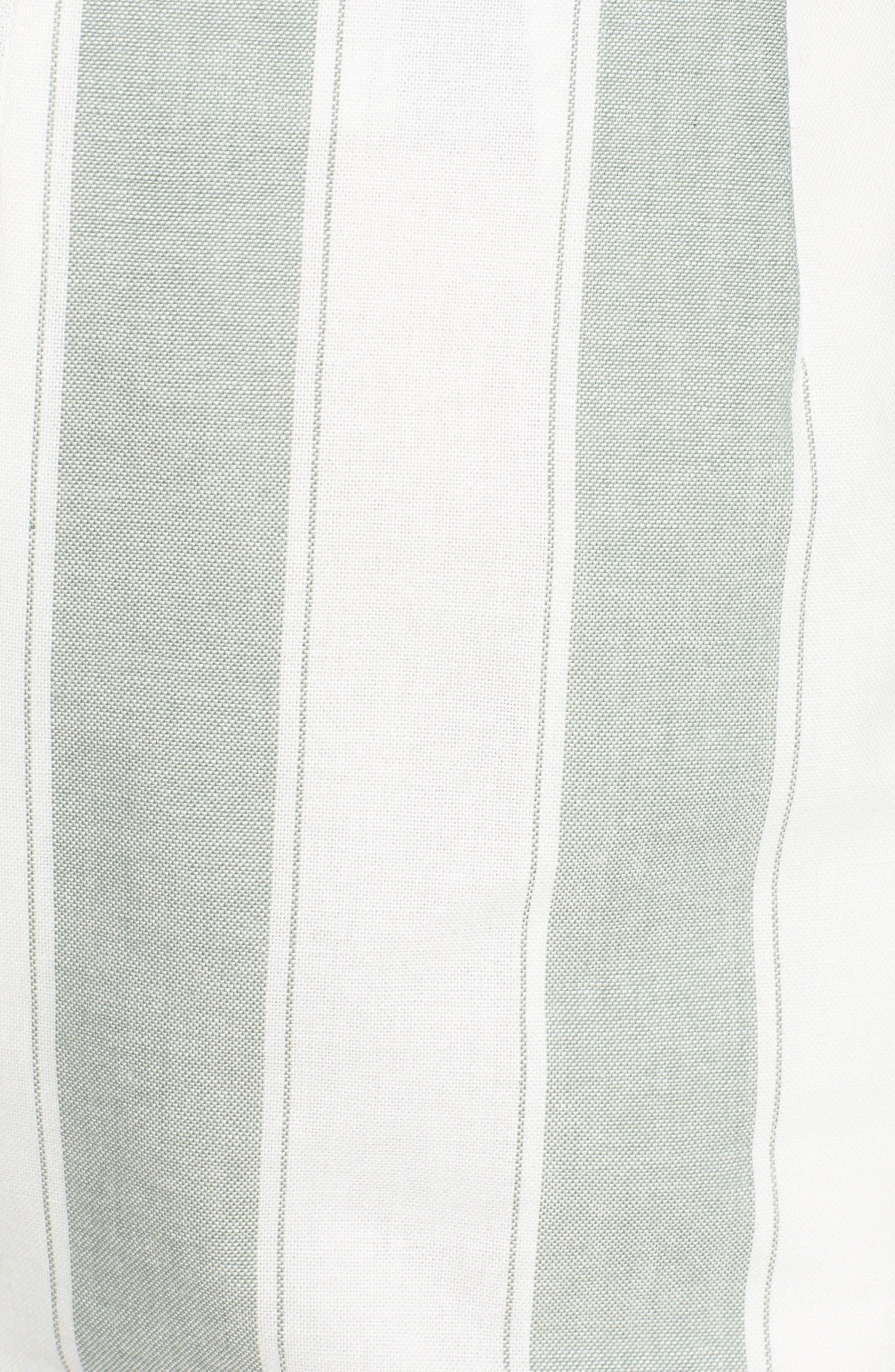 Poetic Stripe Shorts,                             Alternate thumbnail 5, color,