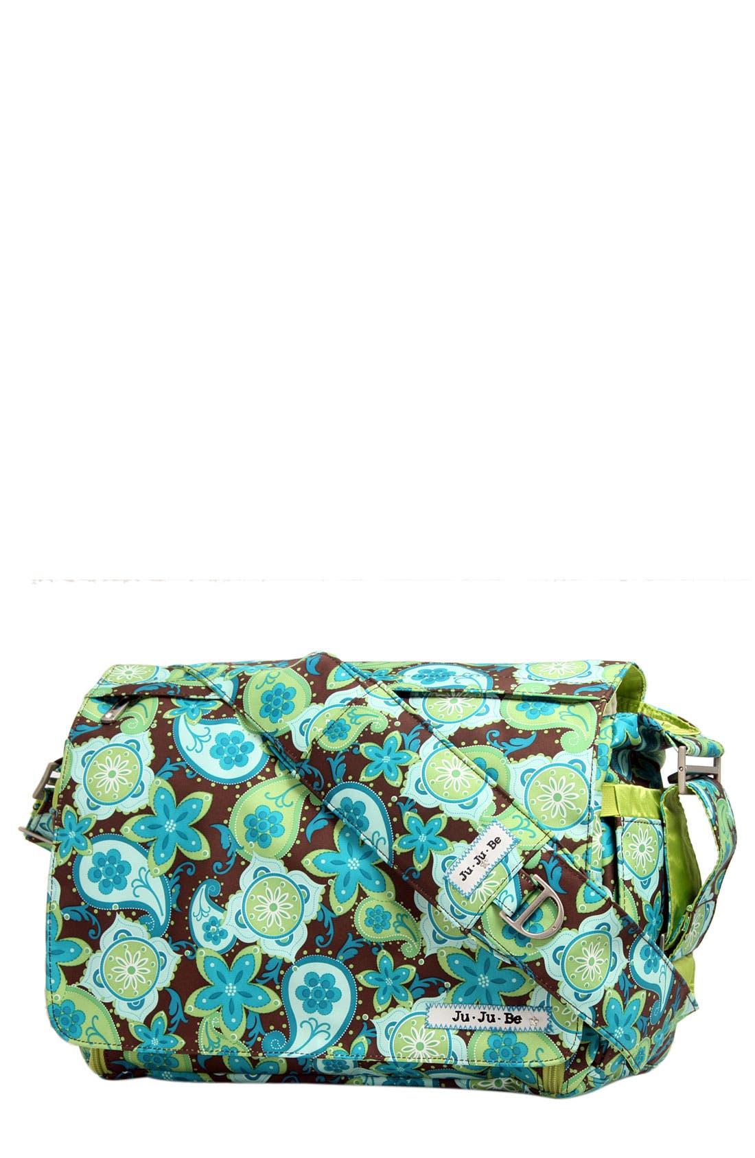'Be All' Diaper Bag,                         Main,                         color, DRIP DROPS
