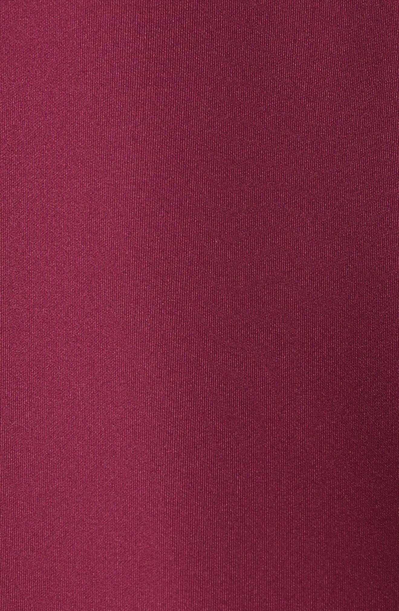 Zip Jersey Track Jacket,                             Alternate thumbnail 6, color,                             930