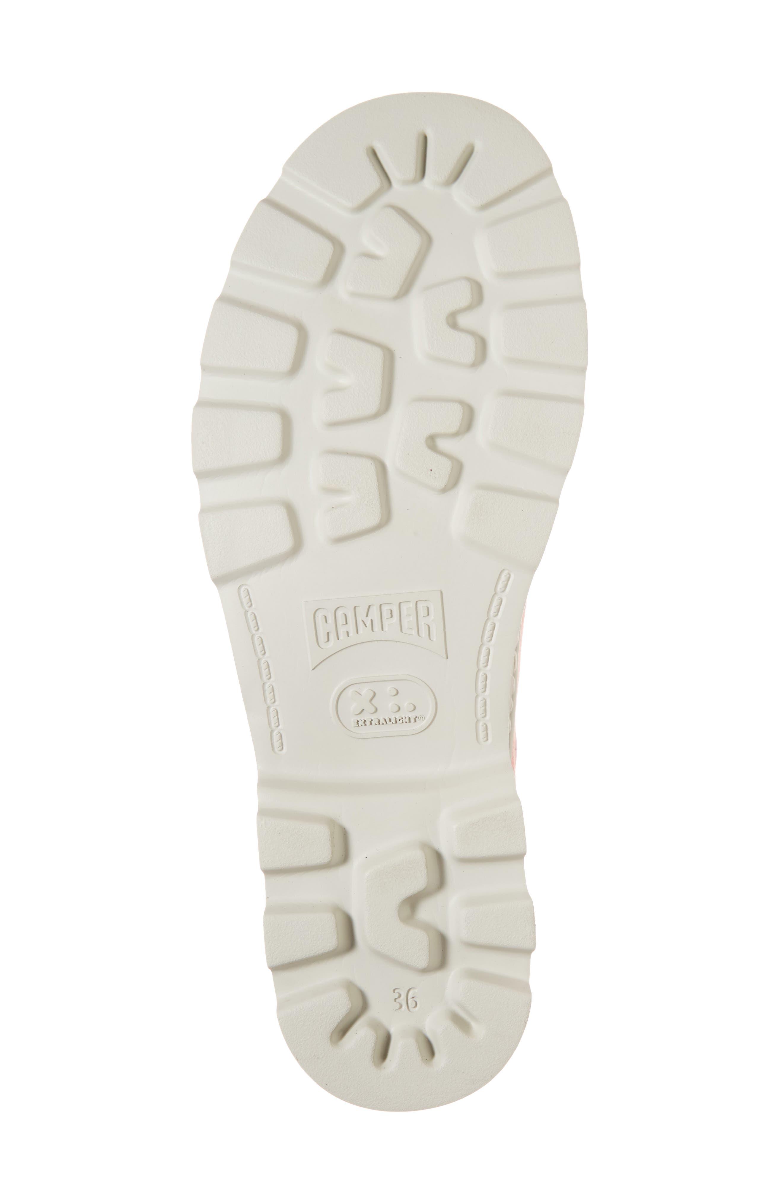Brutus Lugged Platform Sneaker,                             Alternate thumbnail 6, color,                             PINK