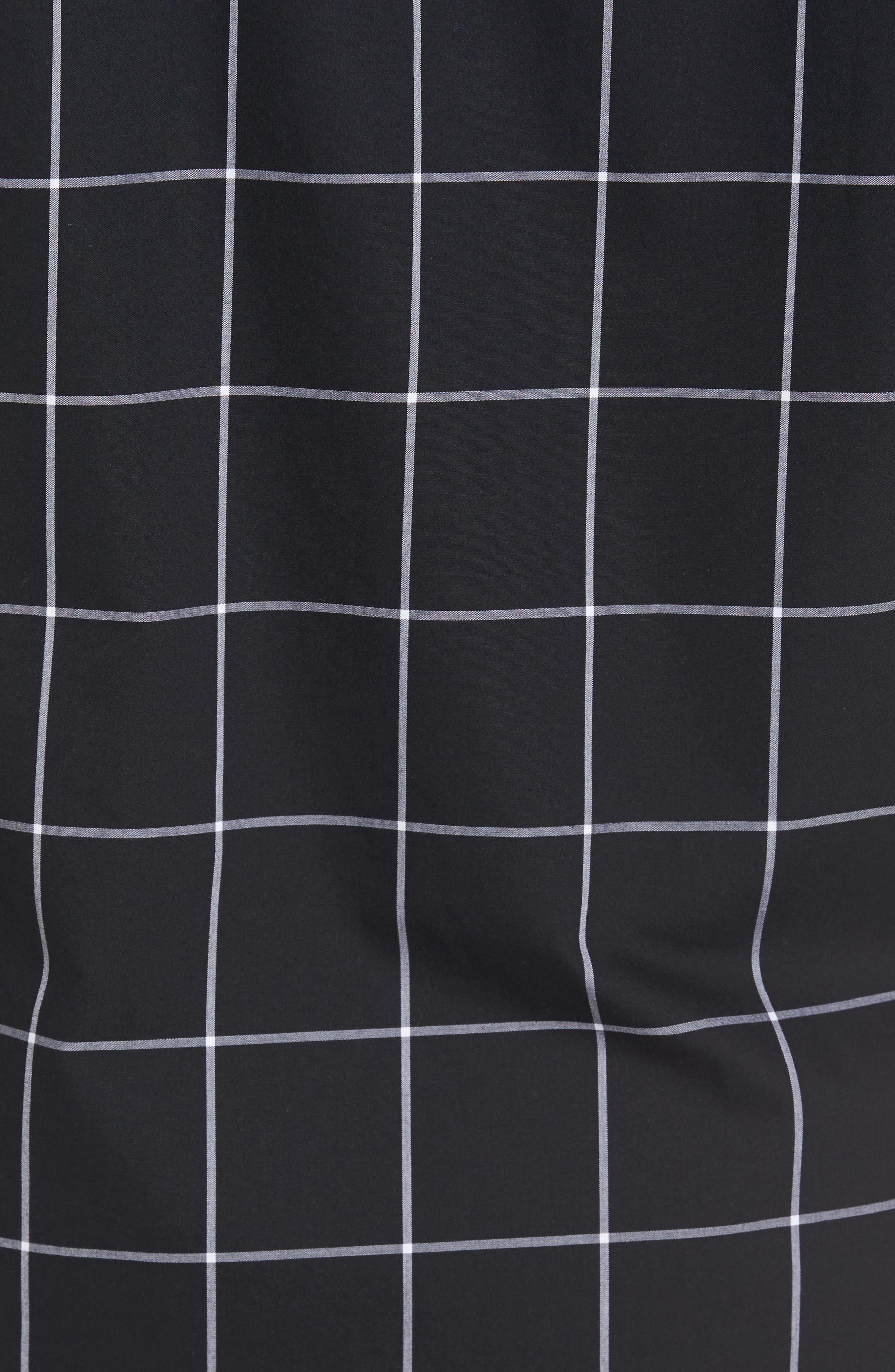 Smartcare<sup>™</sup> Regular Fit Plaid Sport Shirt,                             Alternate thumbnail 30, color,