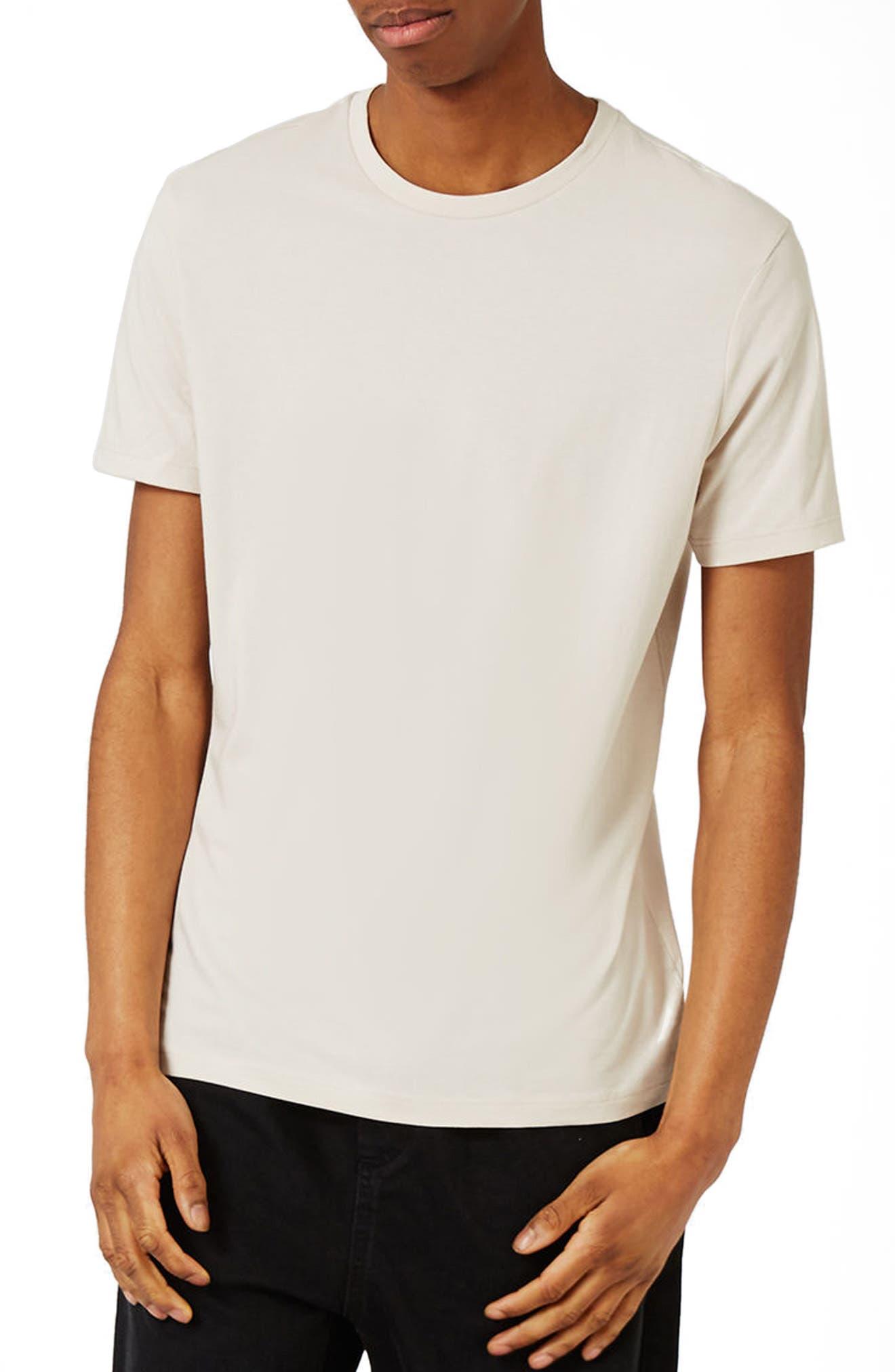 Slim Fit Crewneck T-Shirt,                             Main thumbnail 94, color,