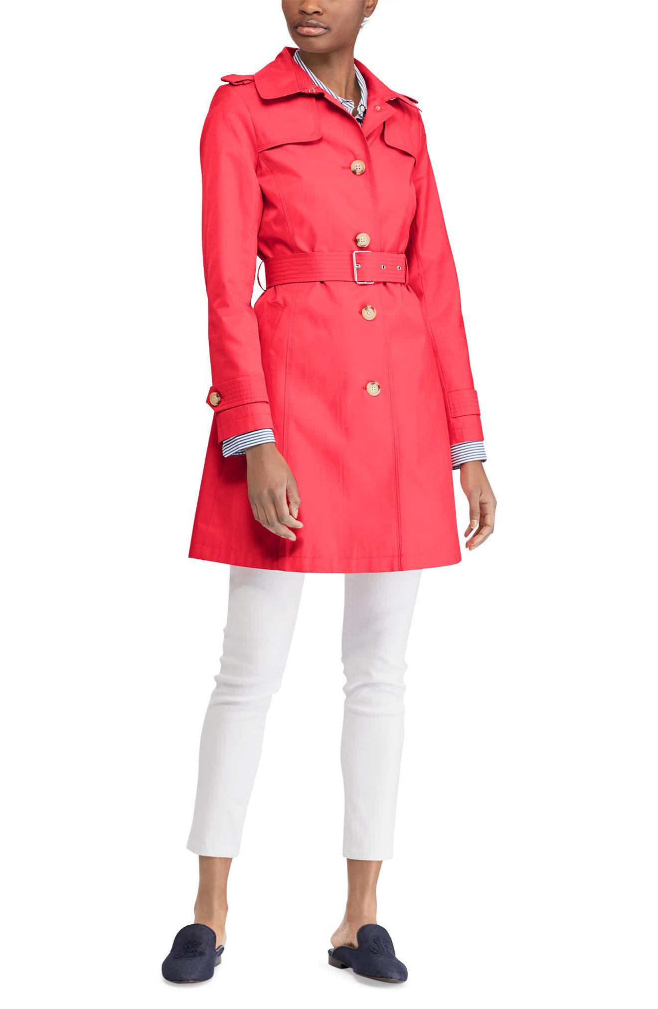 Trench Coat,                             Alternate thumbnail 9, color,