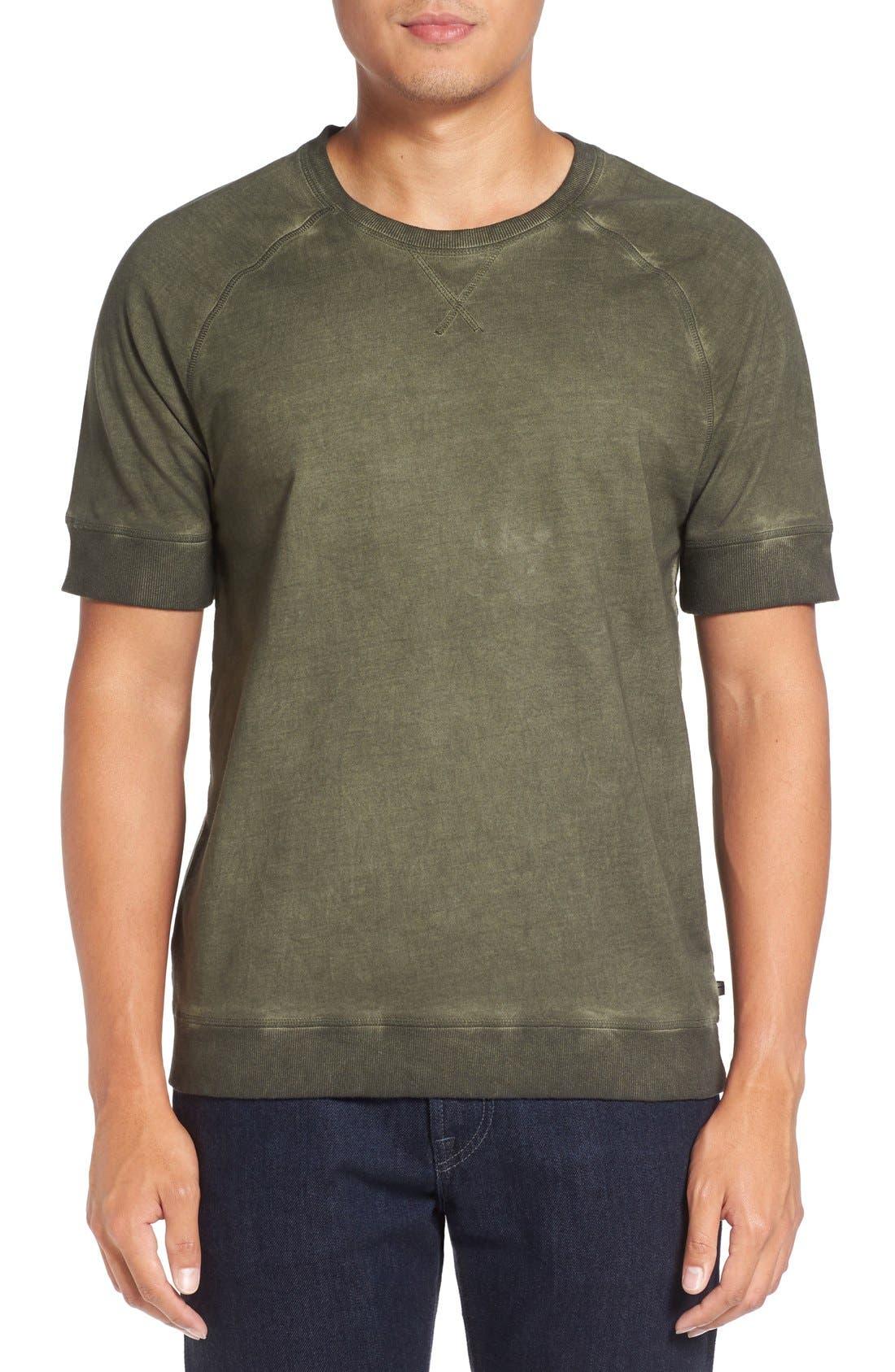 Raglan Sleeve T-Shirt,                         Main,                         color, 330