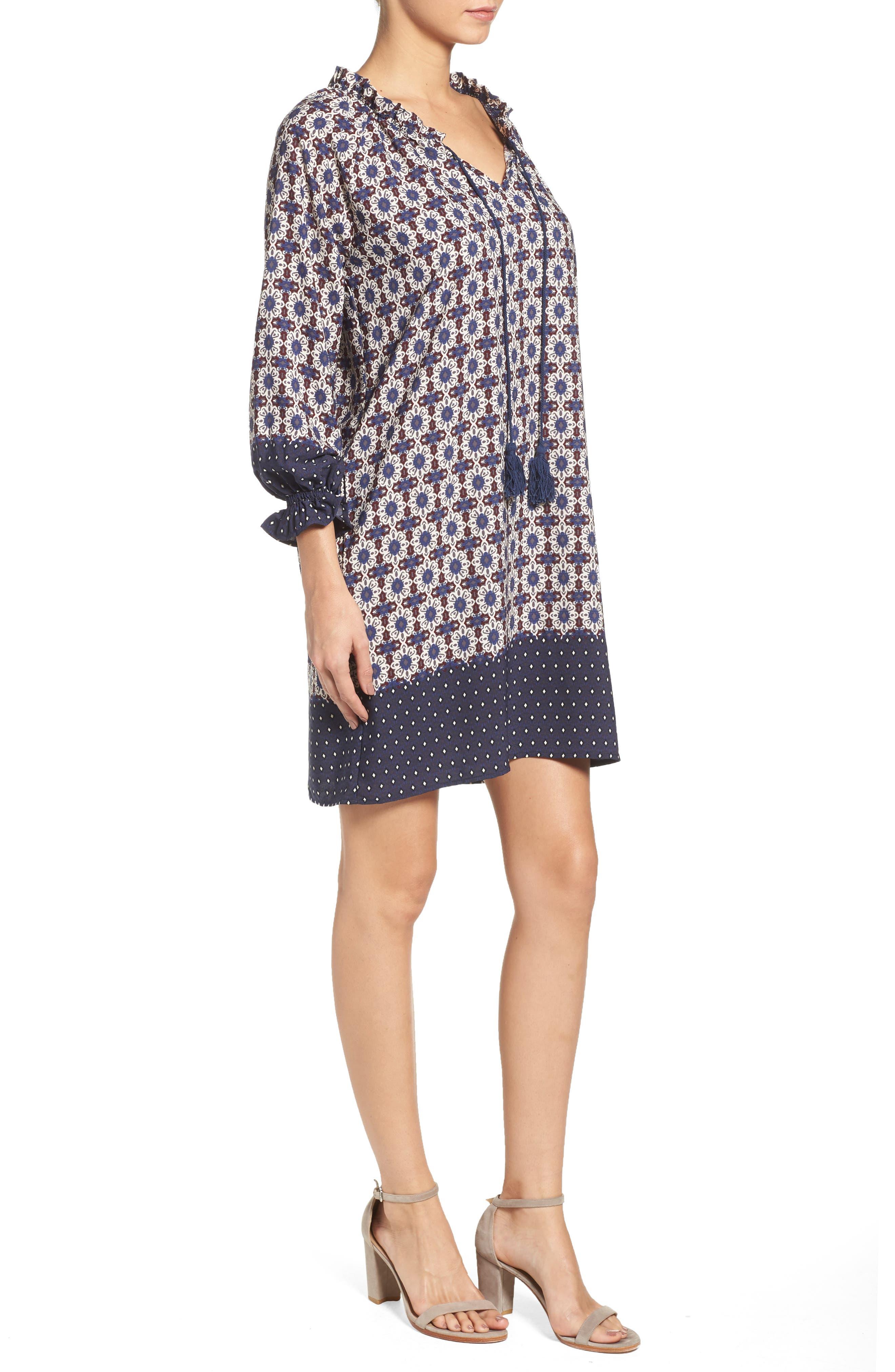 Catella Tunic Dress,                             Alternate thumbnail 4, color,                             410