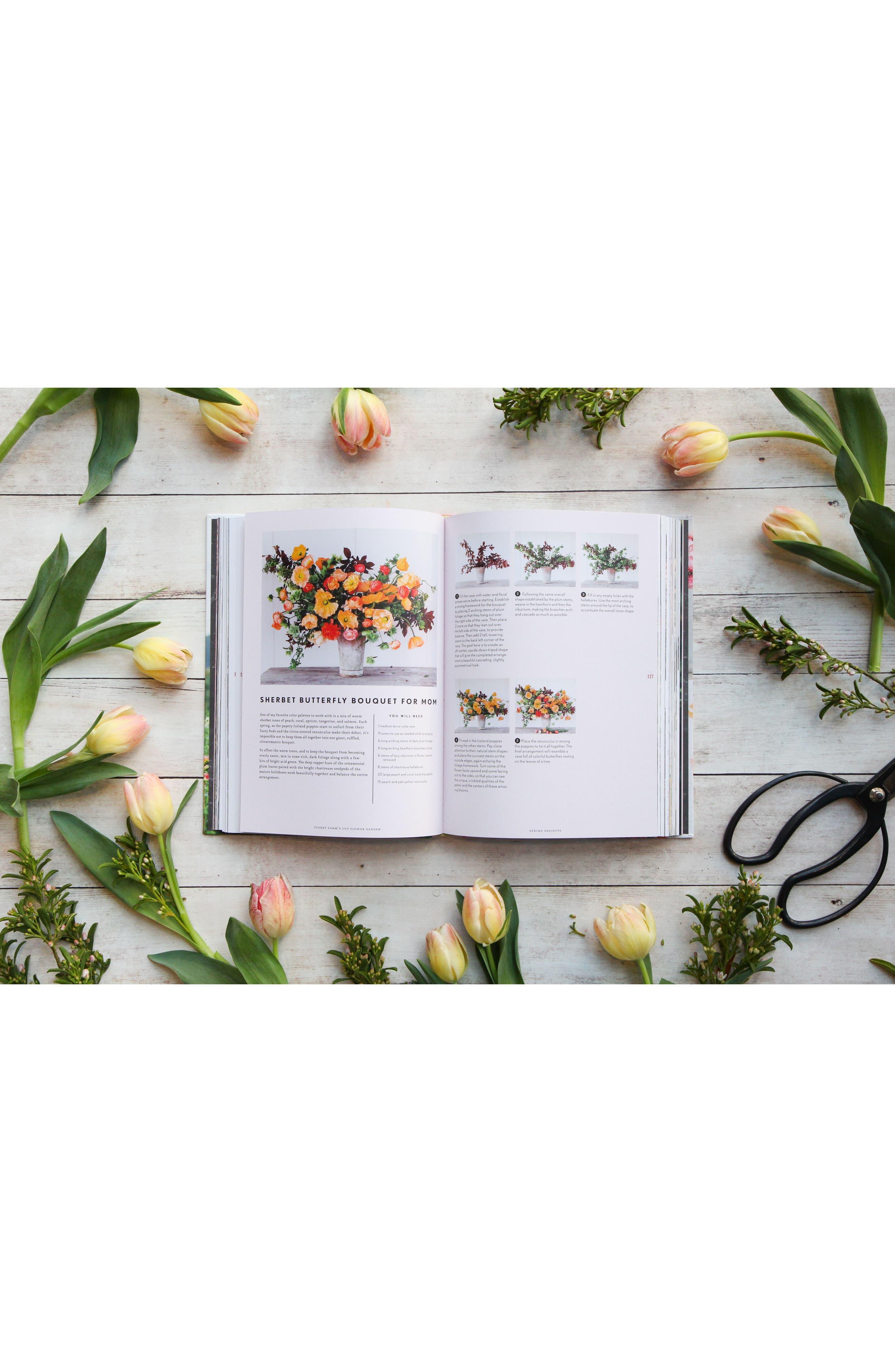 CHRONICLE BOOKS Floret Farm's Cut Flower Garden Book, Main, color, 300
